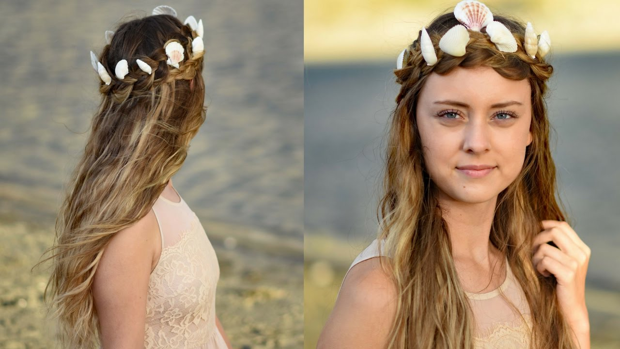 Featured Photo of Mermaid Crown Braid Hairstyles