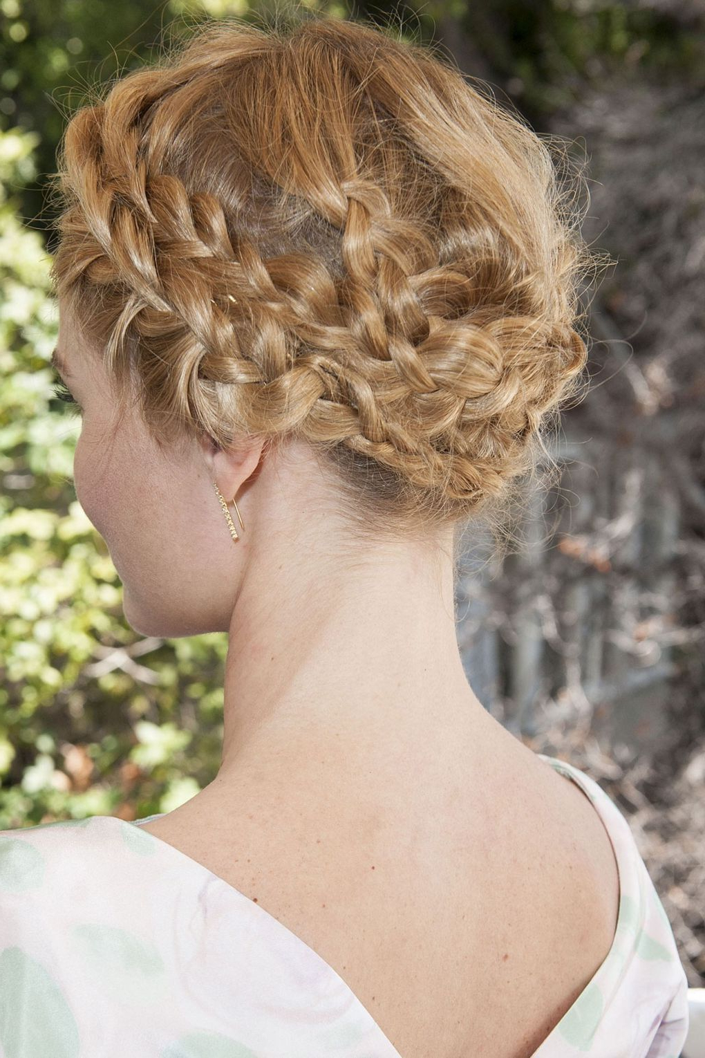 Heading To Glastonbury This Weekend? Check Out These Braided Throughout Most Current Halo Braided Hairstyles With Long Tendrils (View 3 of 20)