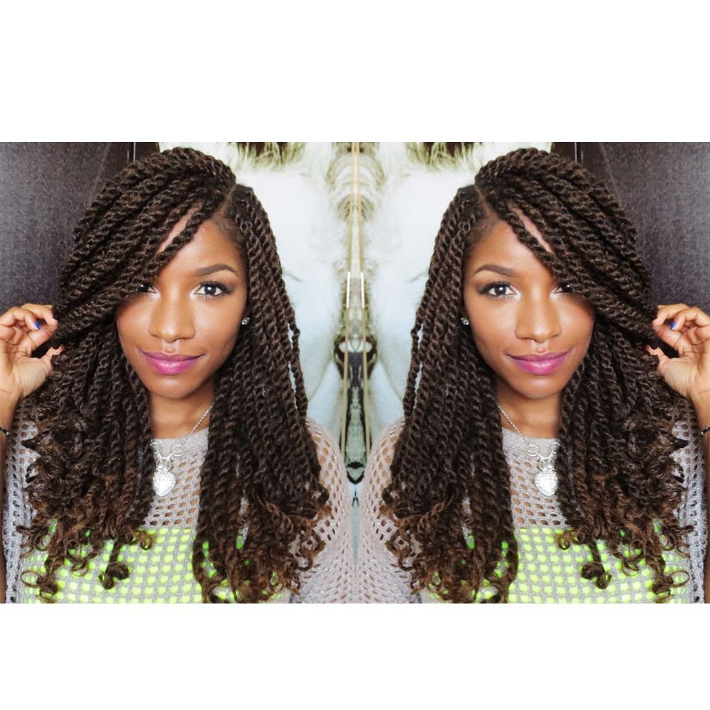 Hey Good Regarding Preferred Long Twists Invisible Braids With Highlights (Gallery 17 of 20)