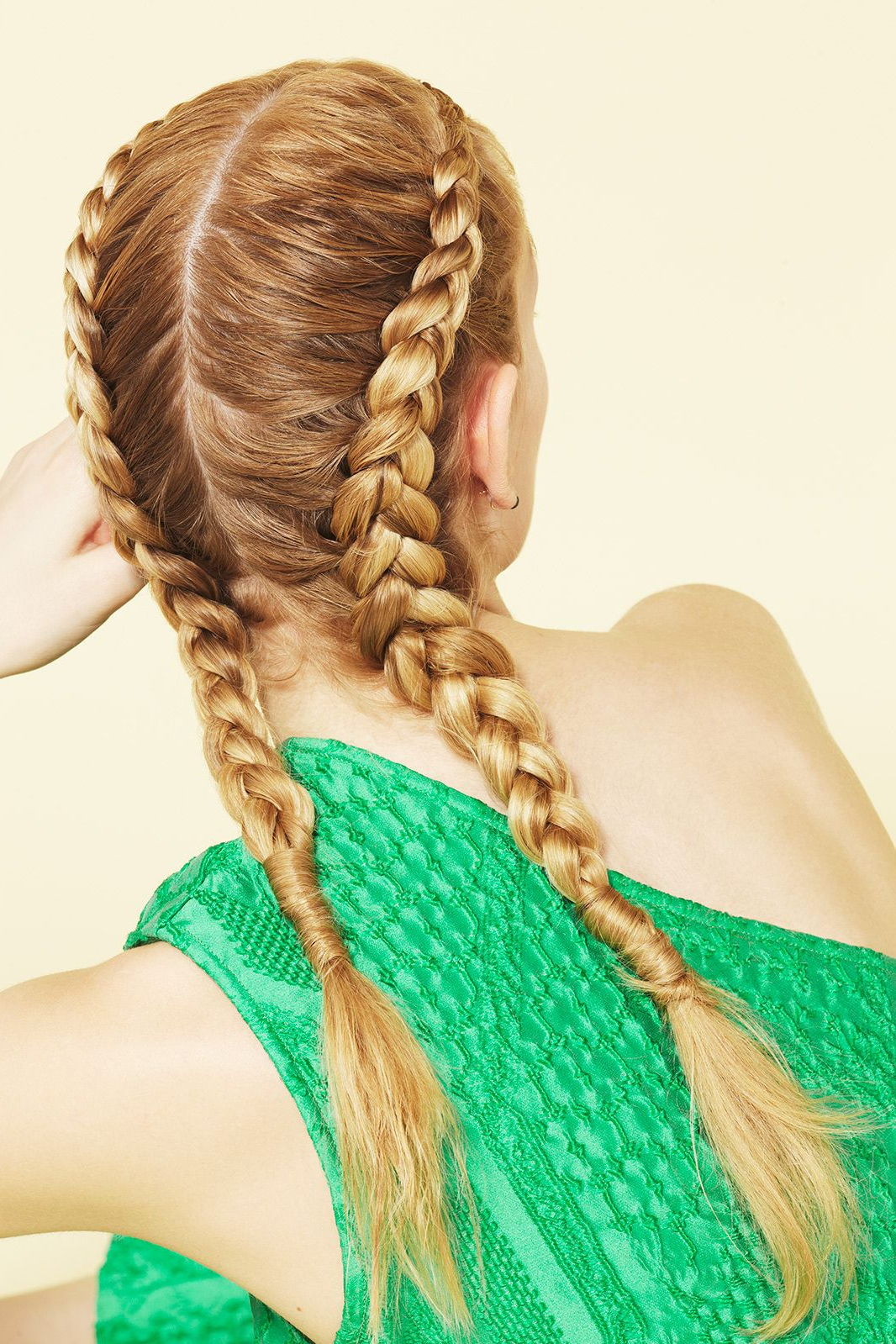 How To Braid Your Hair 5 New Ways In Well Known Braided Underside Hairstyles (View 17 of 20)
