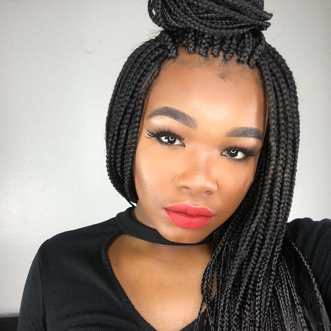 How To Regrow Edges Naturally Intended For Preferred Zebra Twists Micro Braid Hairstyles (View 7 of 20)