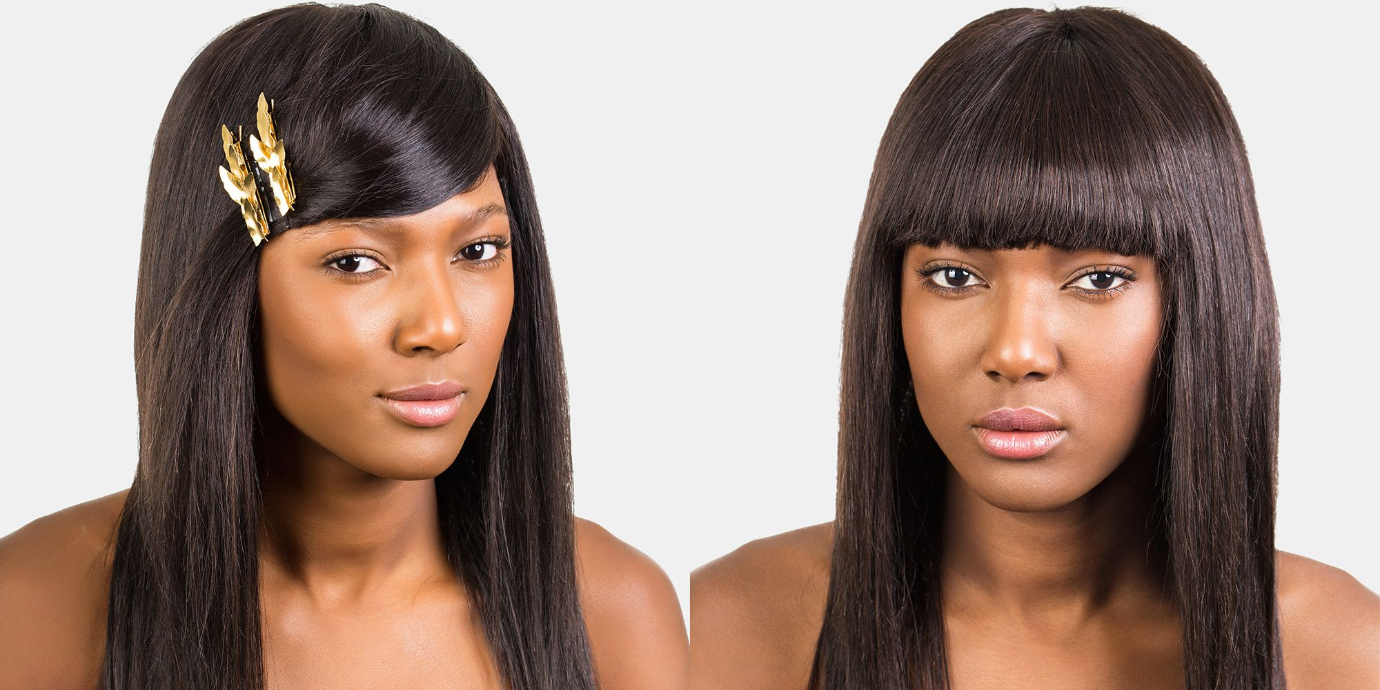 How To Style Bangs – 5 Hairstyles To Keep Your Bangs Out Of With Well Known Halo Braided Hairstyles With Bangs (View 12 of 20)
