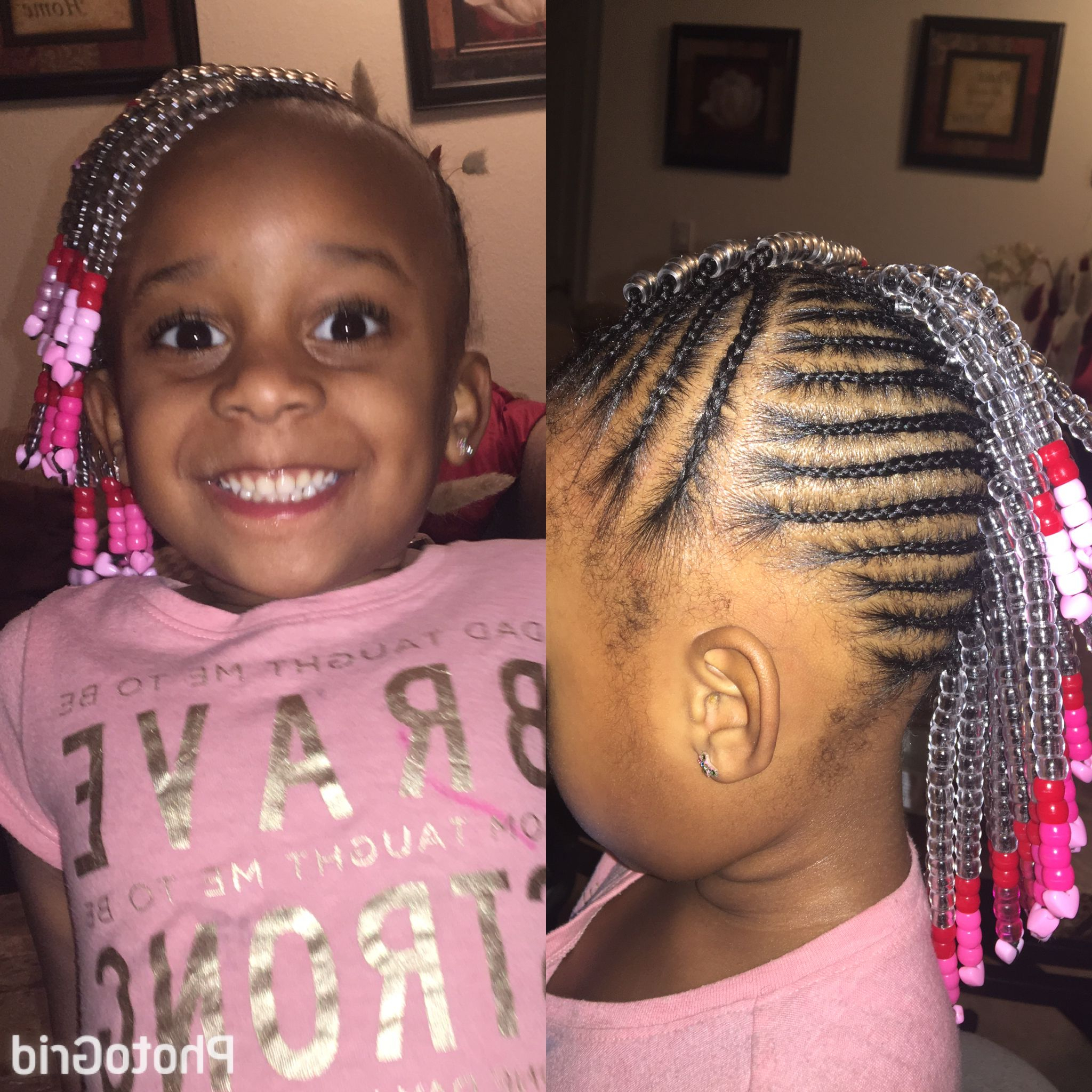 Kids With Well Known Mohawk Braided Hairstyles With Beads (View 1 of 20)