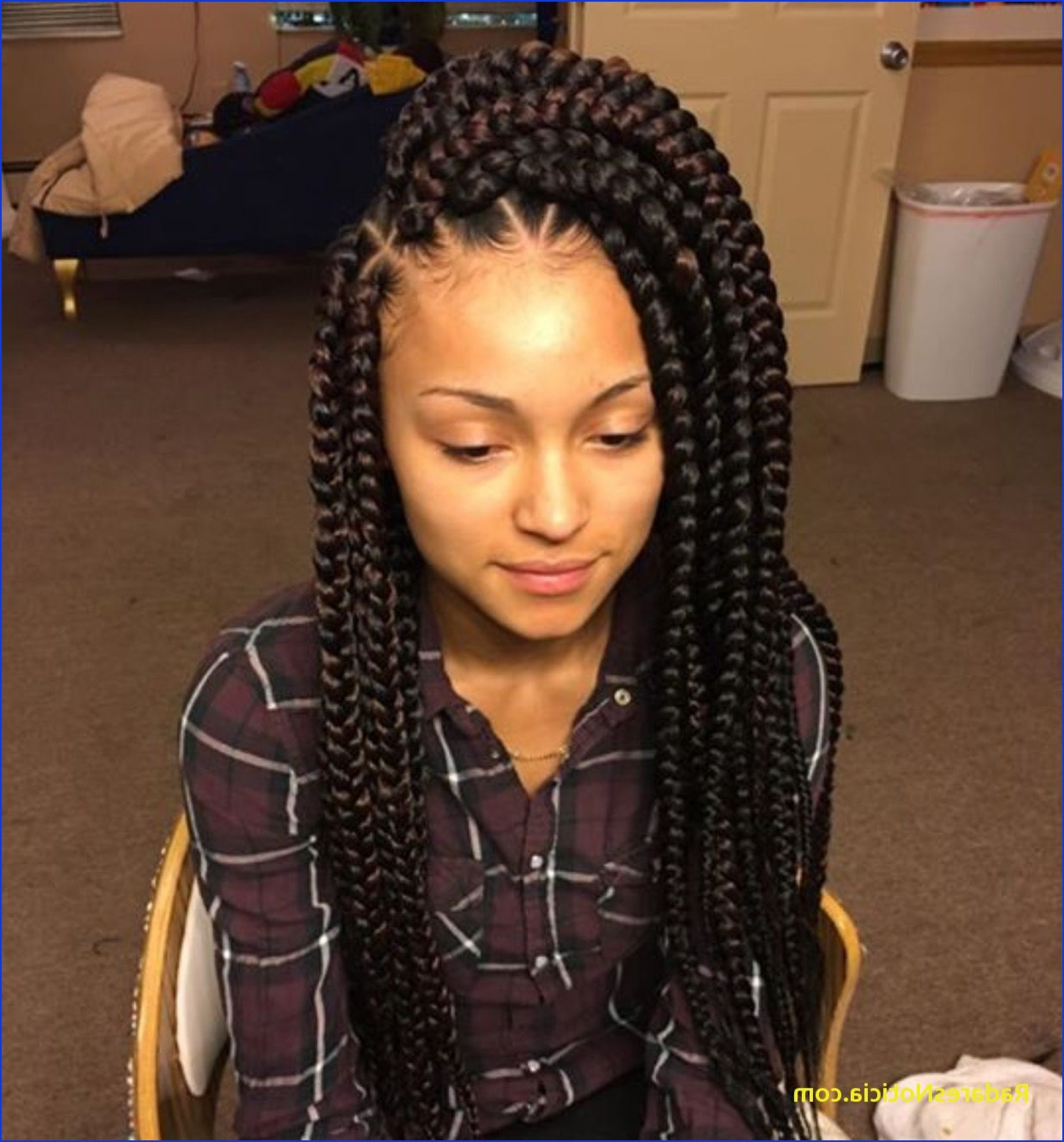 Latest Afro Under Braid Hairstyles Regarding Fashion : African Braiding Styles Glamorous Afro Braid (Gallery 18 of 20)