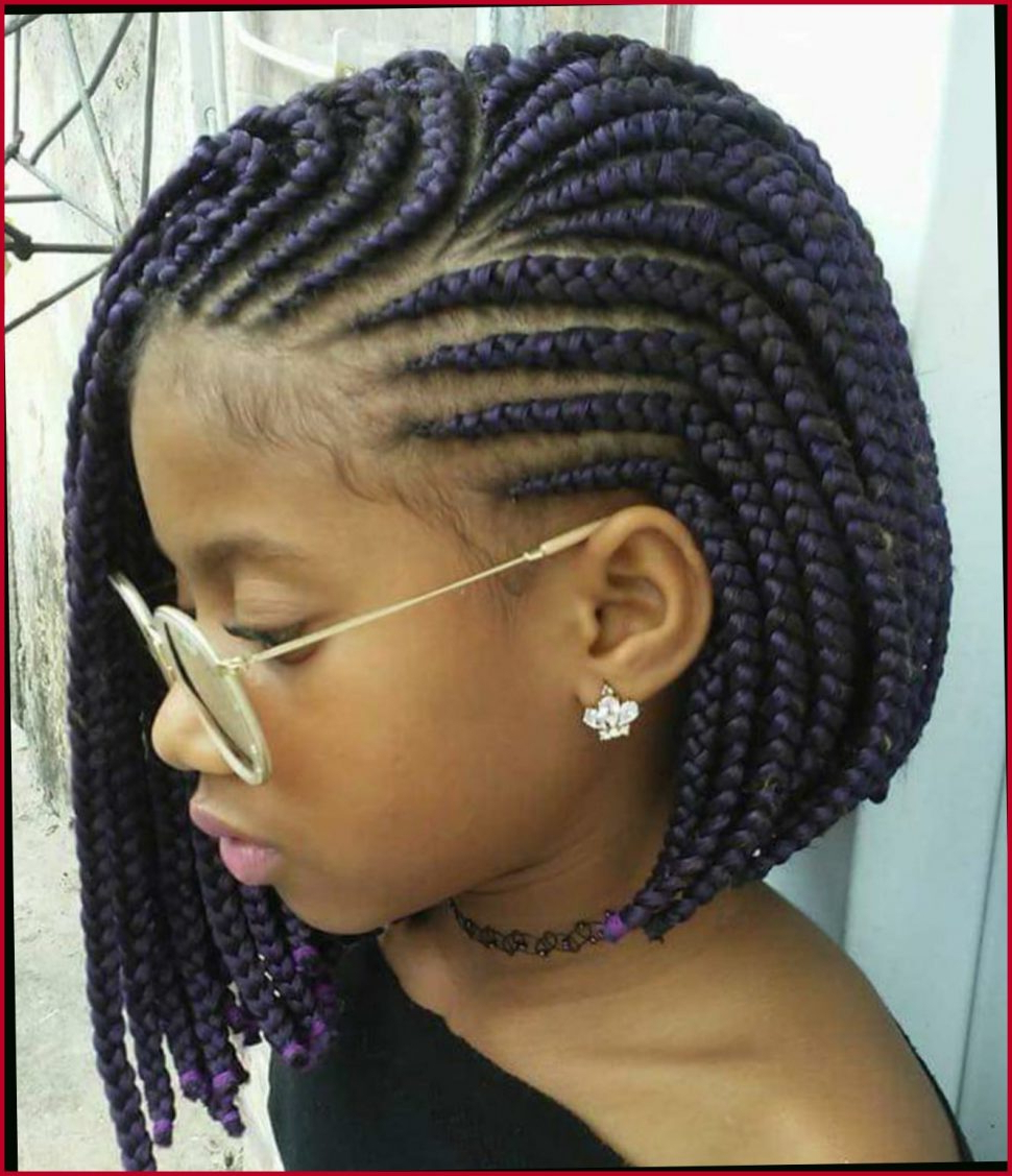 Latest Side Cornrows Braided Hairstyles For Hairstyles : Big Cornrows Braids Hairstyles Haircut (Gallery 10 of 20)