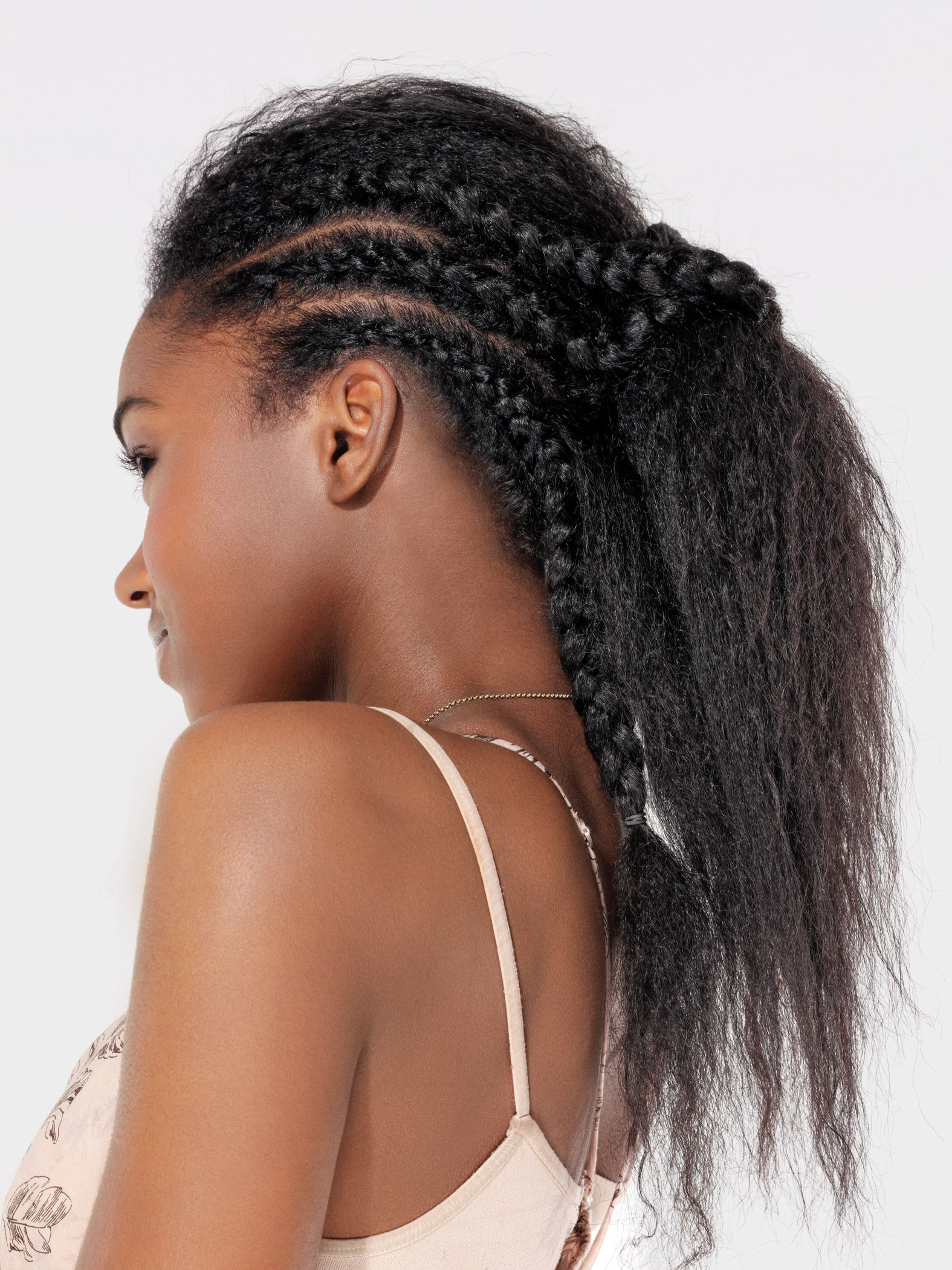 Latest Super Tiny Braids Intended For 42 Braid Hairstyle Ideas For Teens – Best Braided Hairstyles (View 7 of 20)