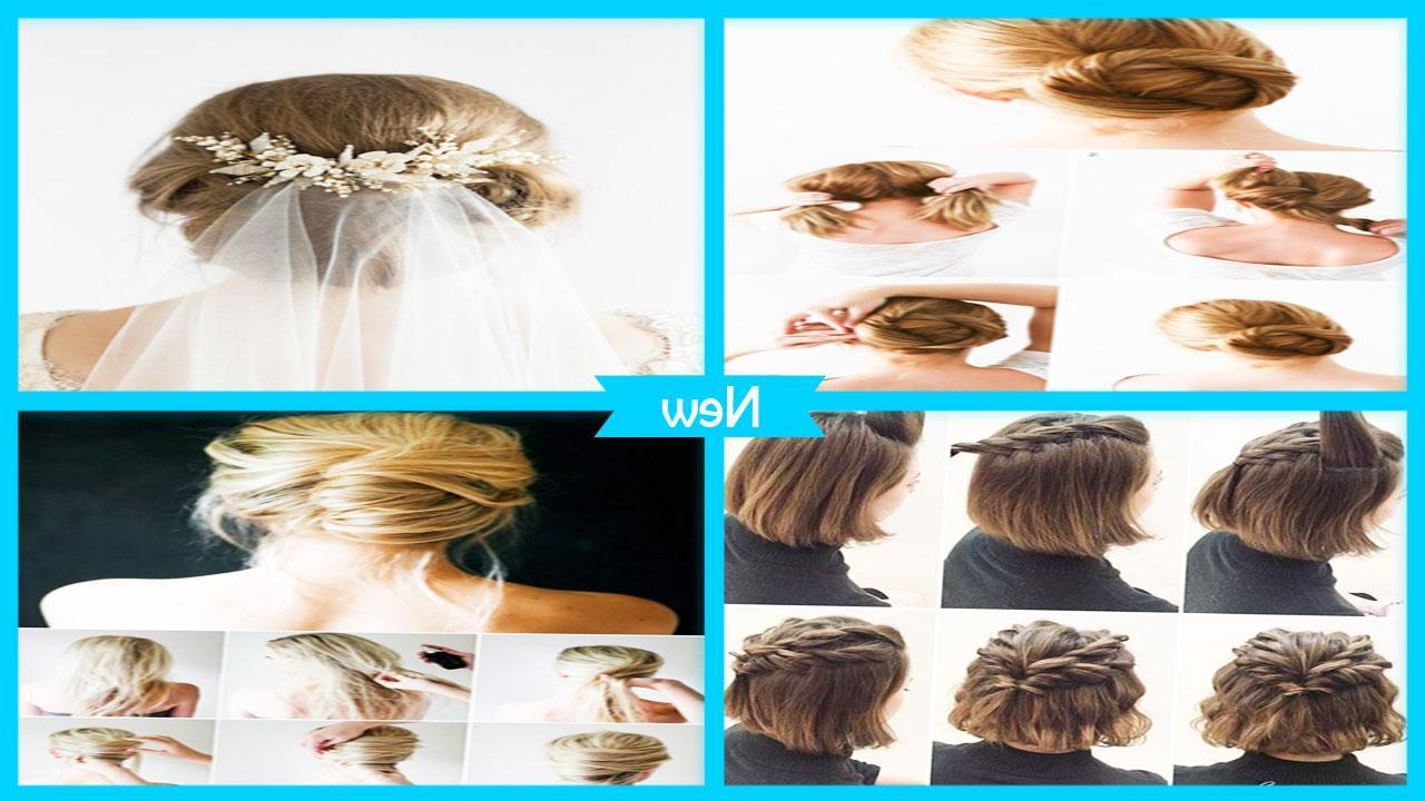 Latest Whirlpool Braid Hairstyles For Adorable Diy Wedding Hairstyles Для Андроид – Скачать Apk (Gallery 16 of 20)