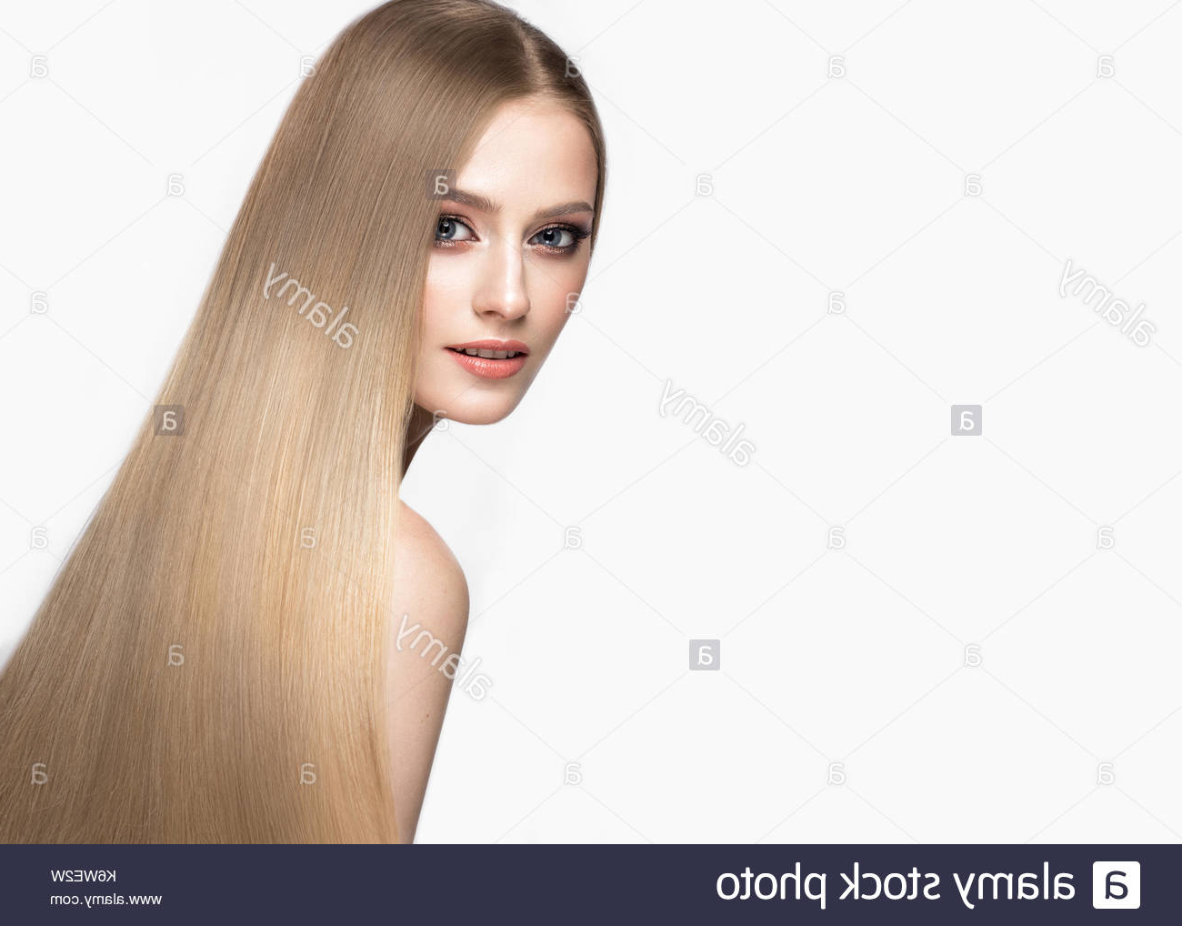 Locks Love Hair Stock Photos & Locks Love Hair Stock Images Intended For 2019 Low Haloed Braided Hairstyles (Gallery 8 of 20)