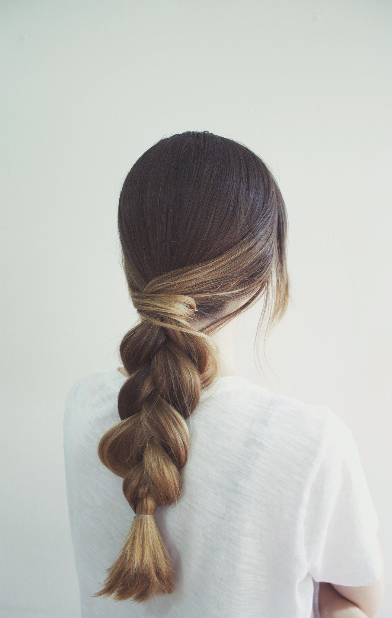Long Hair Styles With Regard To Fashionable Thick And Luscious Braid Hairstyles (Gallery 2 of 20)