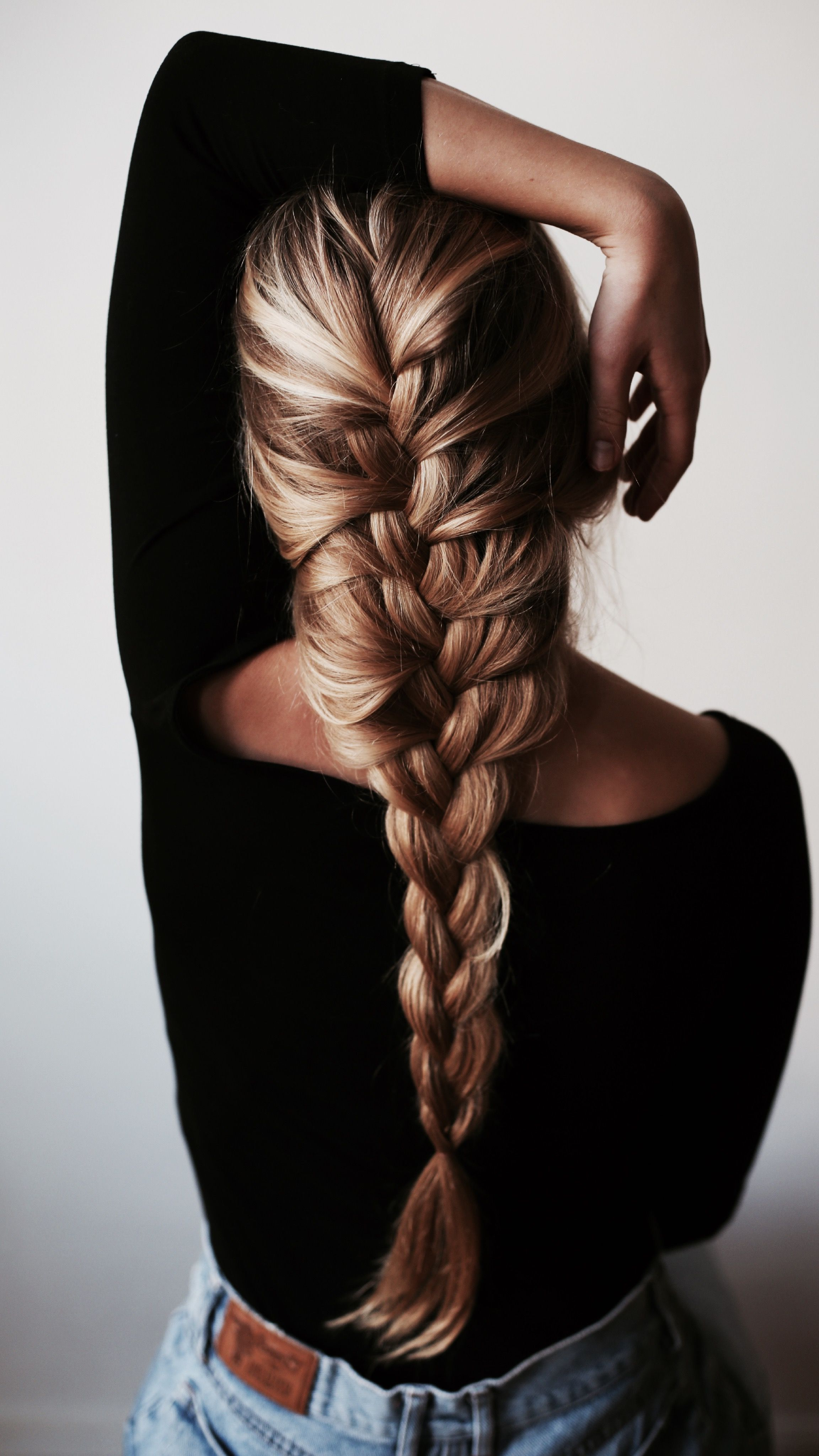 Featured Photo of Thick And Luscious Braid Hairstyles