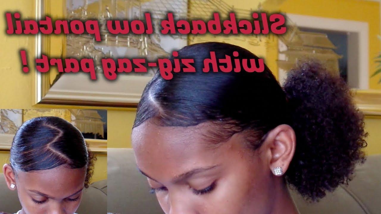 Mia Tene With Regard To 2019 Zig Zag Ponytail Updo Hairstyles (View 11 of 20)