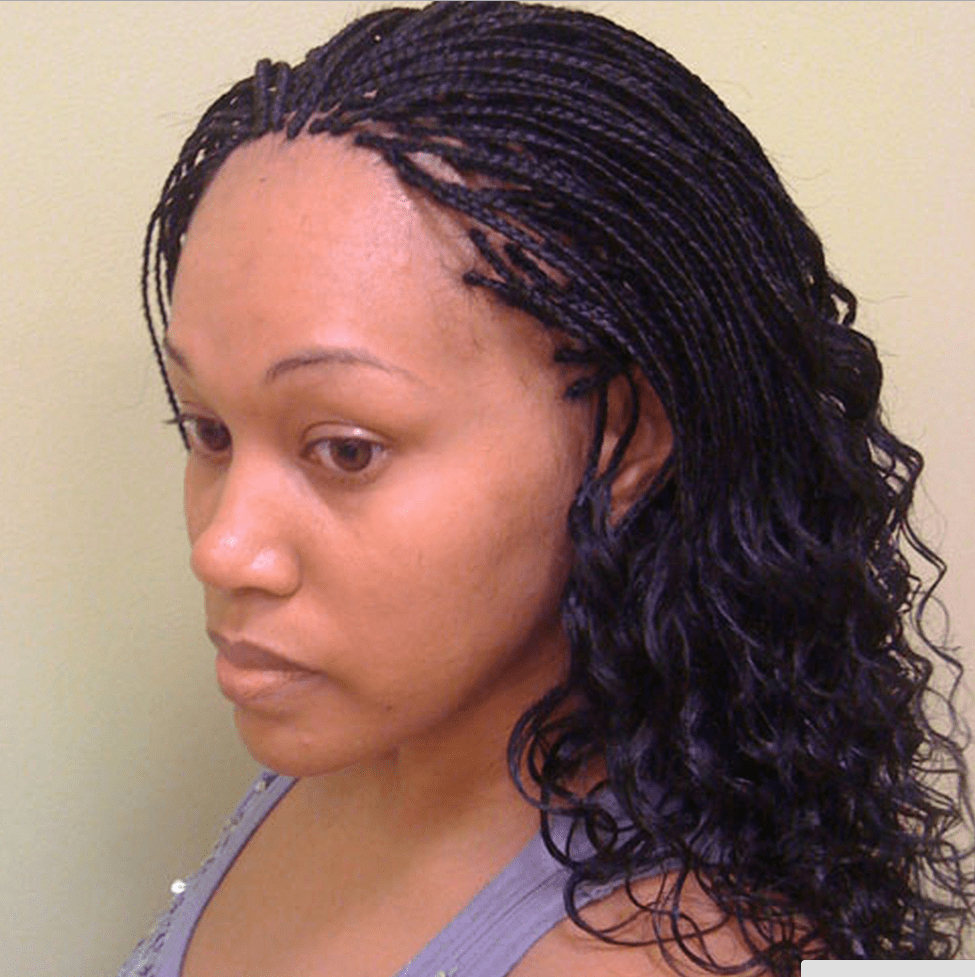 Micro Braids Hairstyles – How To Style, Pictures, Video In Well Liked Sleek And Long Micro Braid Hairstyles (View 10 of 20)