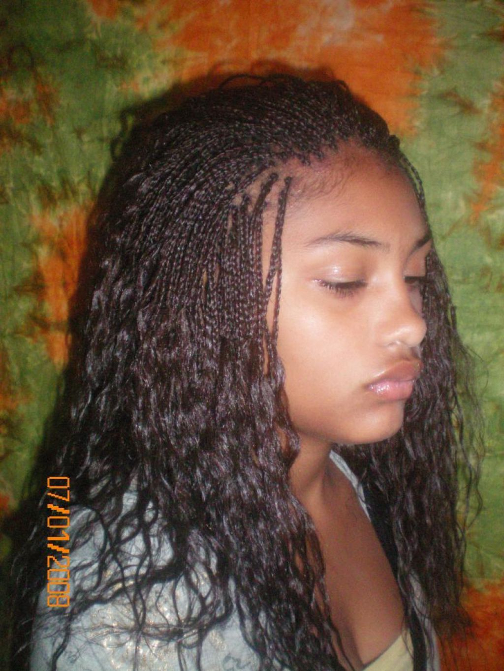 Micro With Most Recently Released Micro Braided Hairstyles (View 9 of 20)