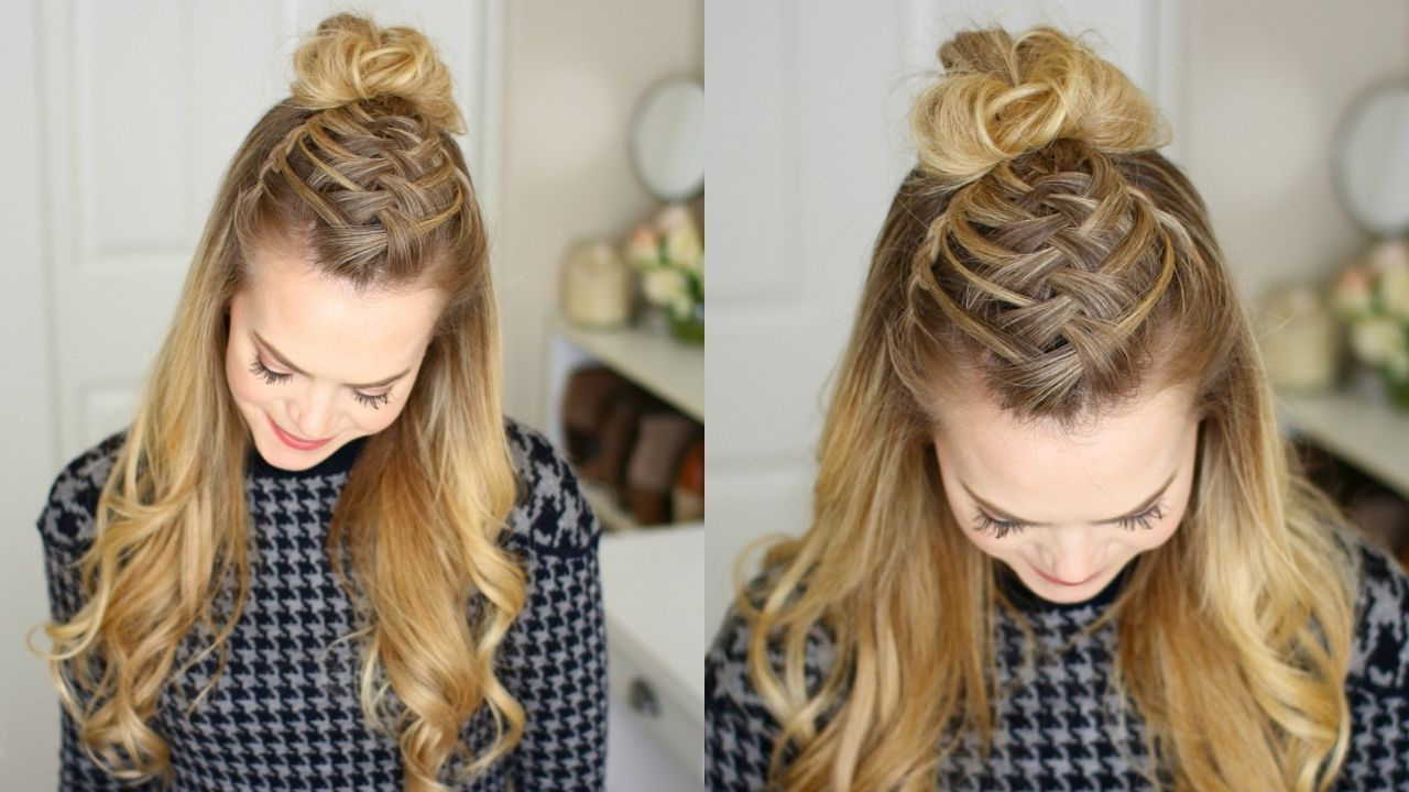 Missy Sue Within Popular Double Mini Buns Updo Hairstyles (View 9 of 20)
