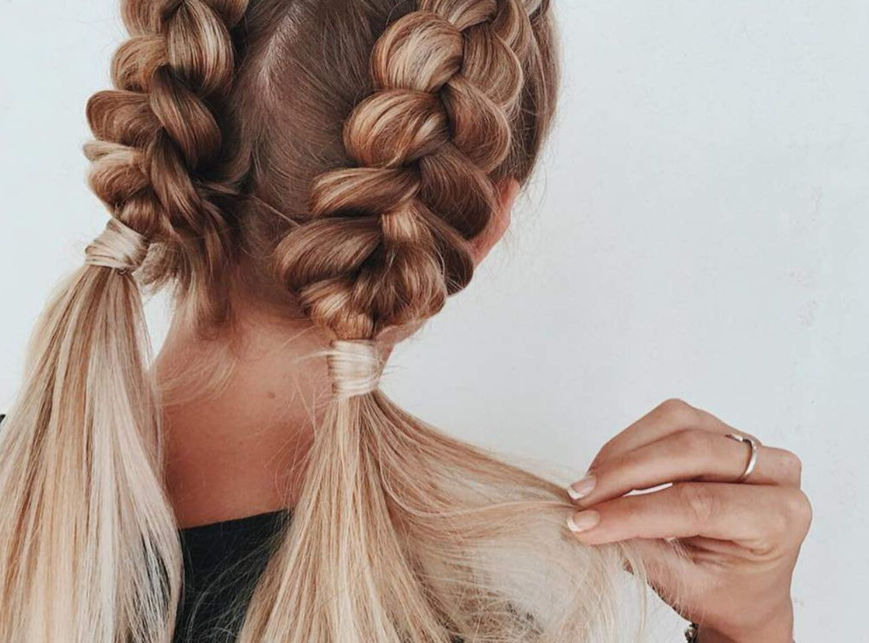 Most Current Half Up, Half Down Braid Hairstyles With 85 Most Trendy And Easy Braided Half Up Half Down Hairstyle (View 12 of 20)