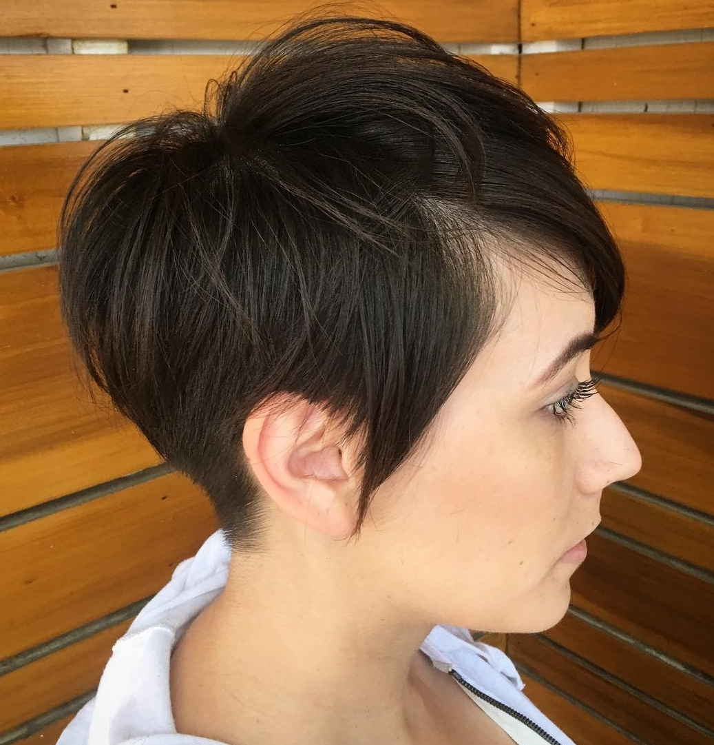 Most Current Short Stacked Bob Micro Braids With The Best 2019 Short Hairstyles For Every Face Shape And Hair (View 13 of 20)