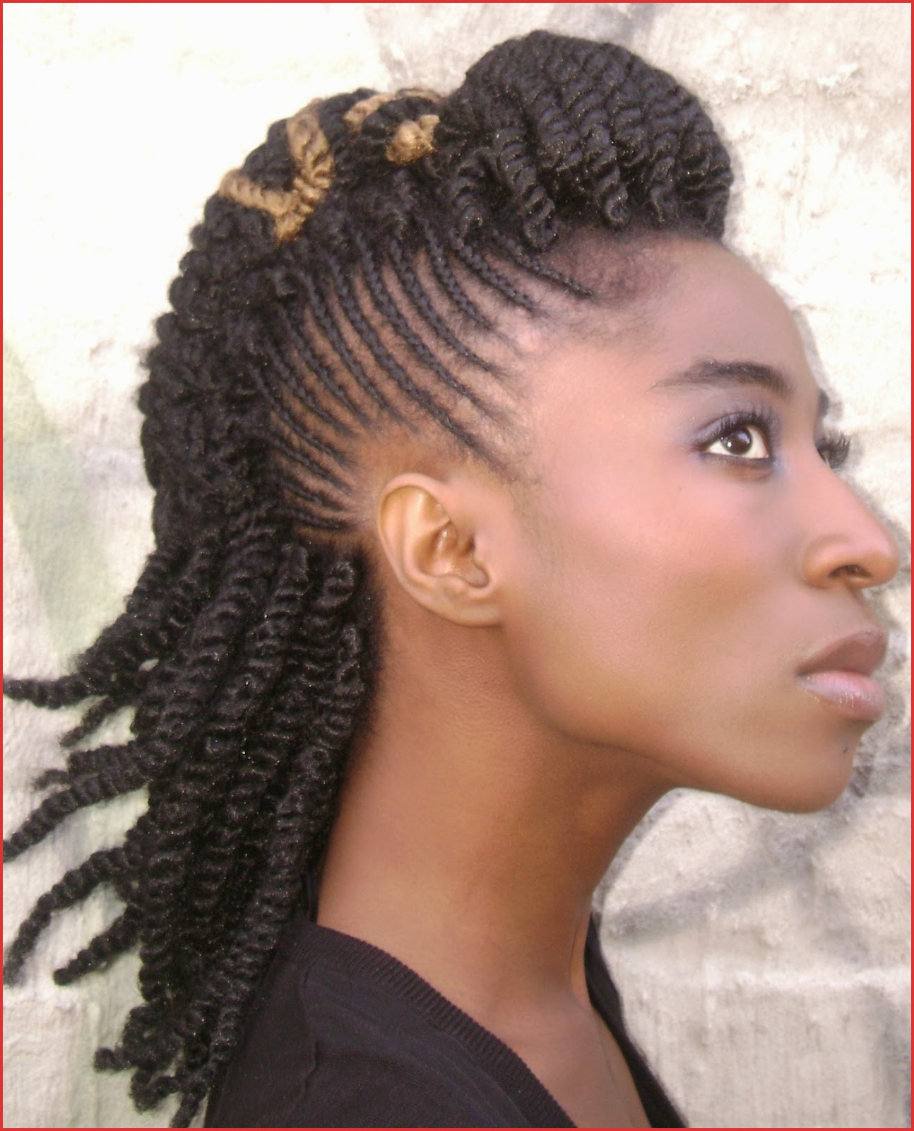 Most Current Side Cornrows Braided Hairstyles With Hairstyles : Cornrow Hairstyles For Year Olds Braids (View 15 of 20)