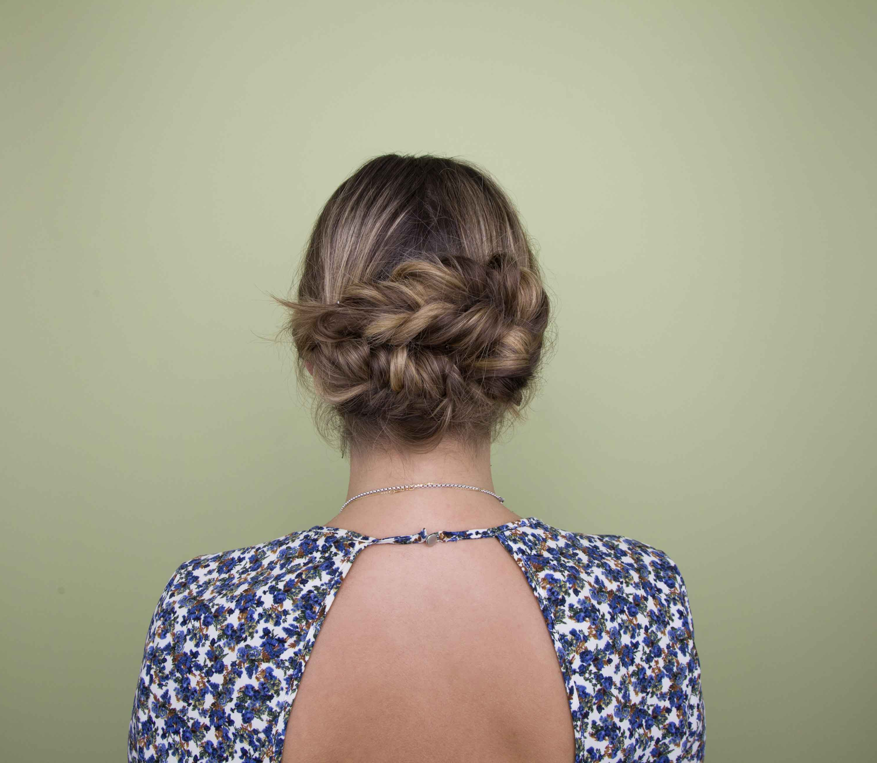 Most Current Stacked Buns Updo Hairstyles Inside Updo Hairstyles For Work: 6 Looks For Any Hair Type (View 12 of 20)