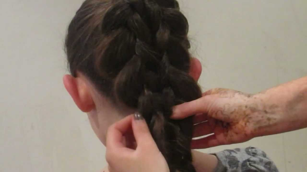 Most Popular Flawless Mermaid Tail Braid Hairstyles With Regard To How To: Mermaid Tail Braid (View 15 of 20)