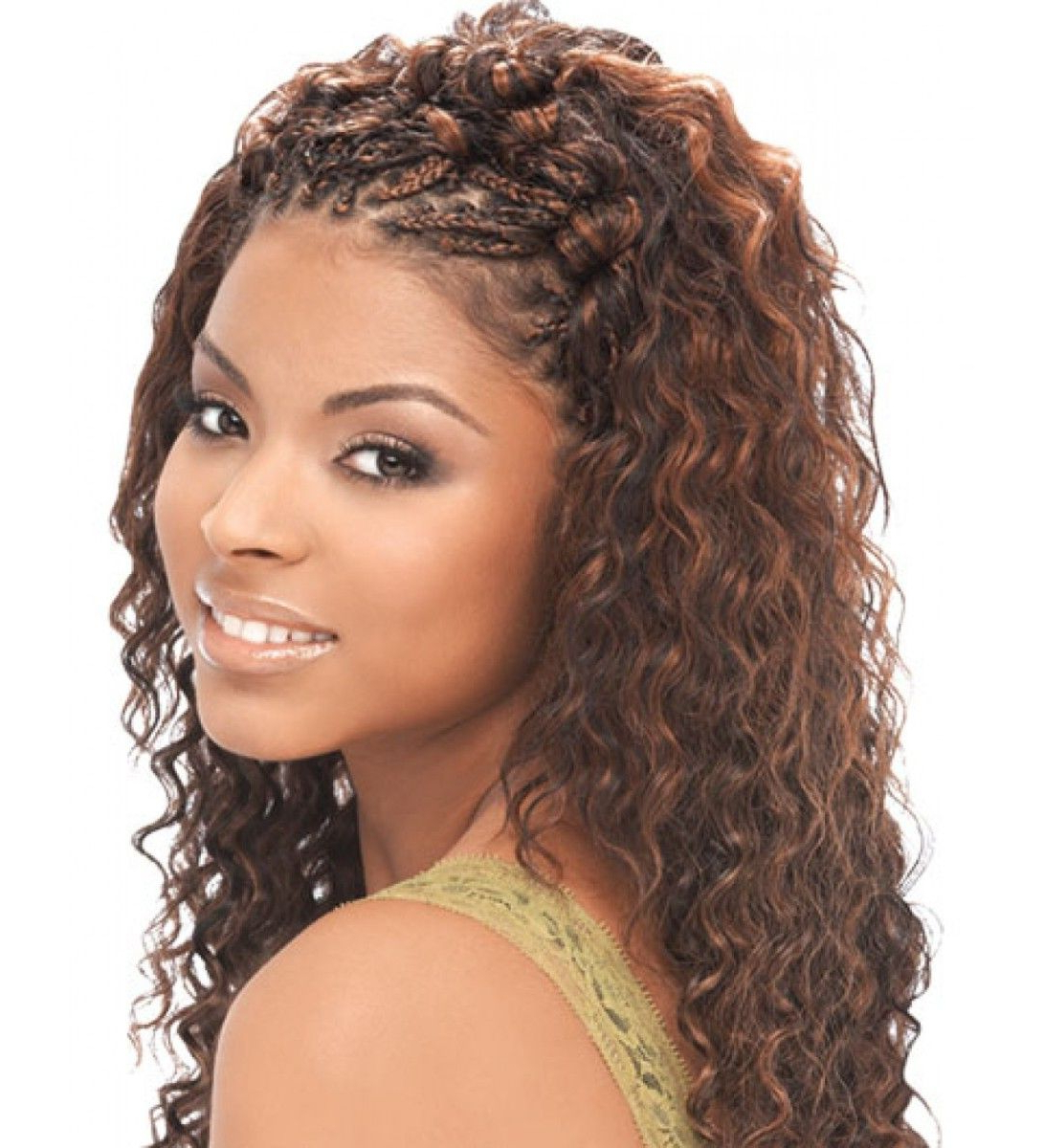 Most Popular Micro Braids Into Ringlets Regarding Micro Braiding Hair Are Perfect For Those Who Are Looking (View 3 of 20)