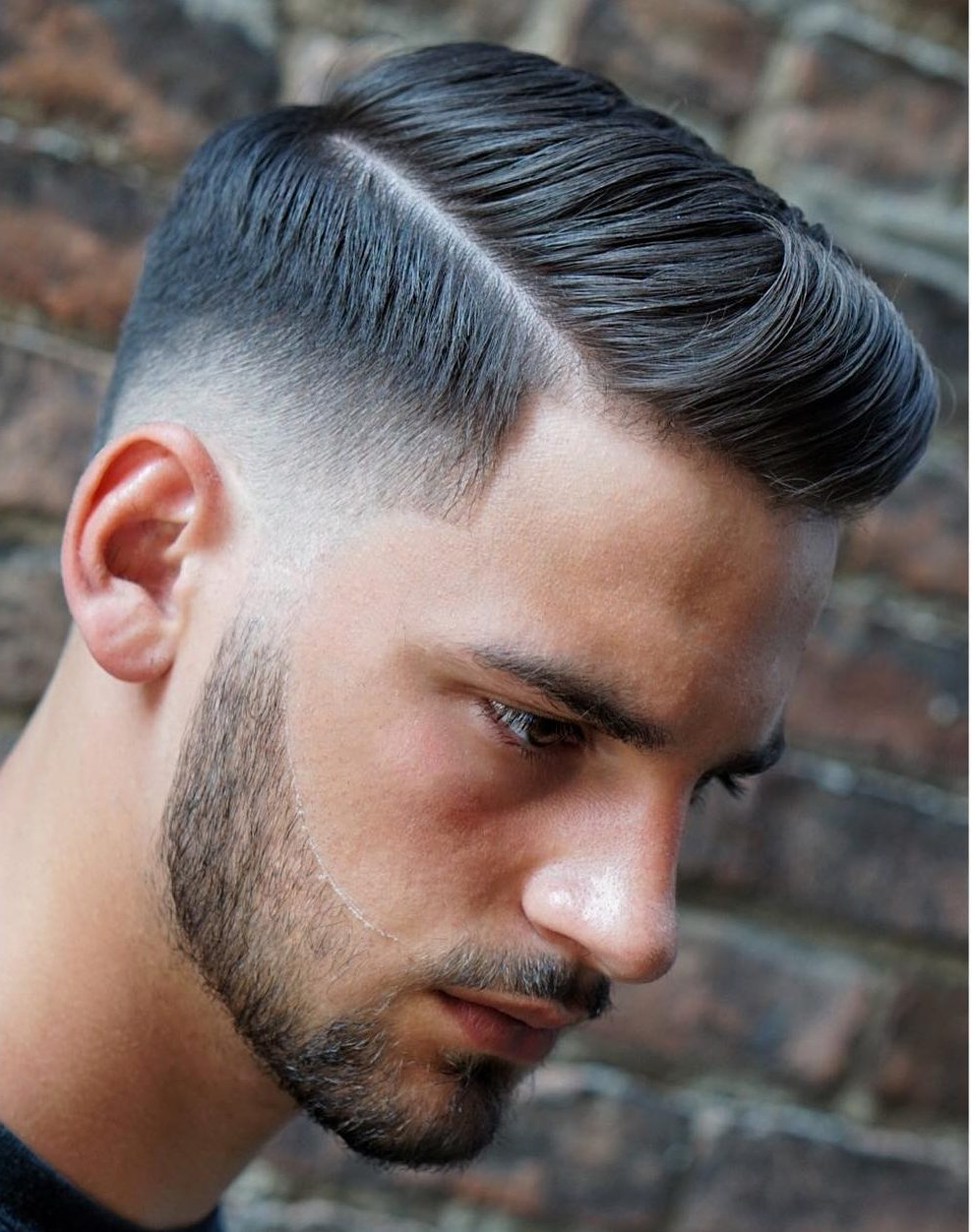 Most Popular Simple Side Part Hairstyles Regarding 21 Side Part Haircuts (Cool + Modern) (View 14 of 20)