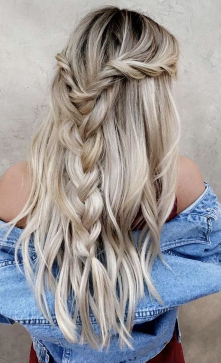 Most Recent Blonde Braid Hairstyles Pertaining To Beautiful Blonde Hair Braided (View 13 of 20)
