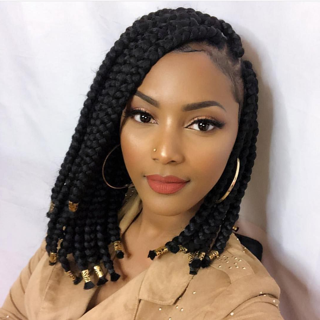 Most Recent Bob Dookie Braid Hairstyles Inside Pin On Braid/ Twists Styles (View 14 of 20)