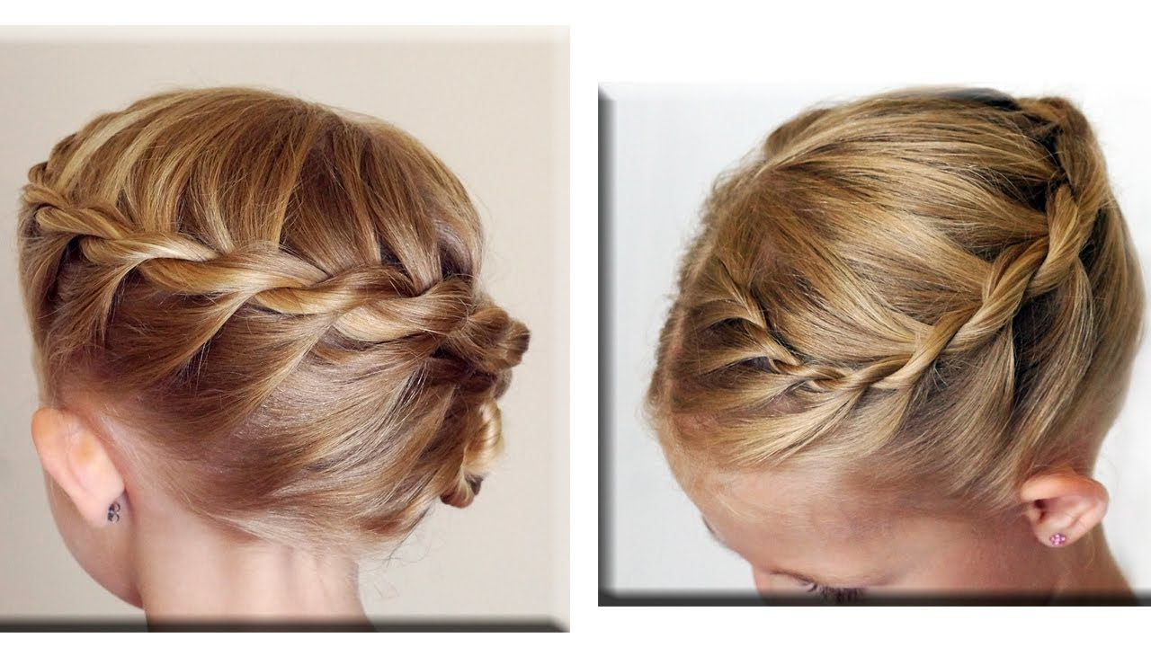 Most Recent Easy French Rope Braid Hairstyles In Rope Braid (View 8 of 20)