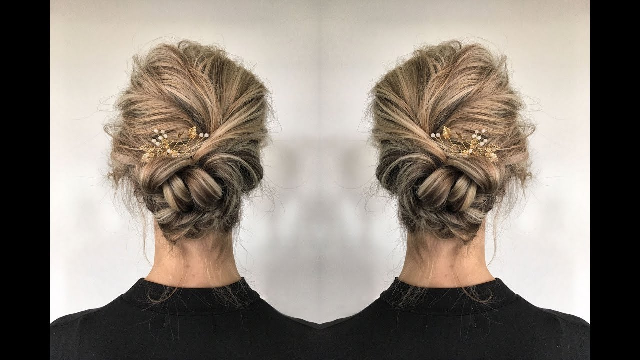 Most Recent Multi Braid Updo Hairstyles In Twisted Updo For Everything! (View 17 of 20)