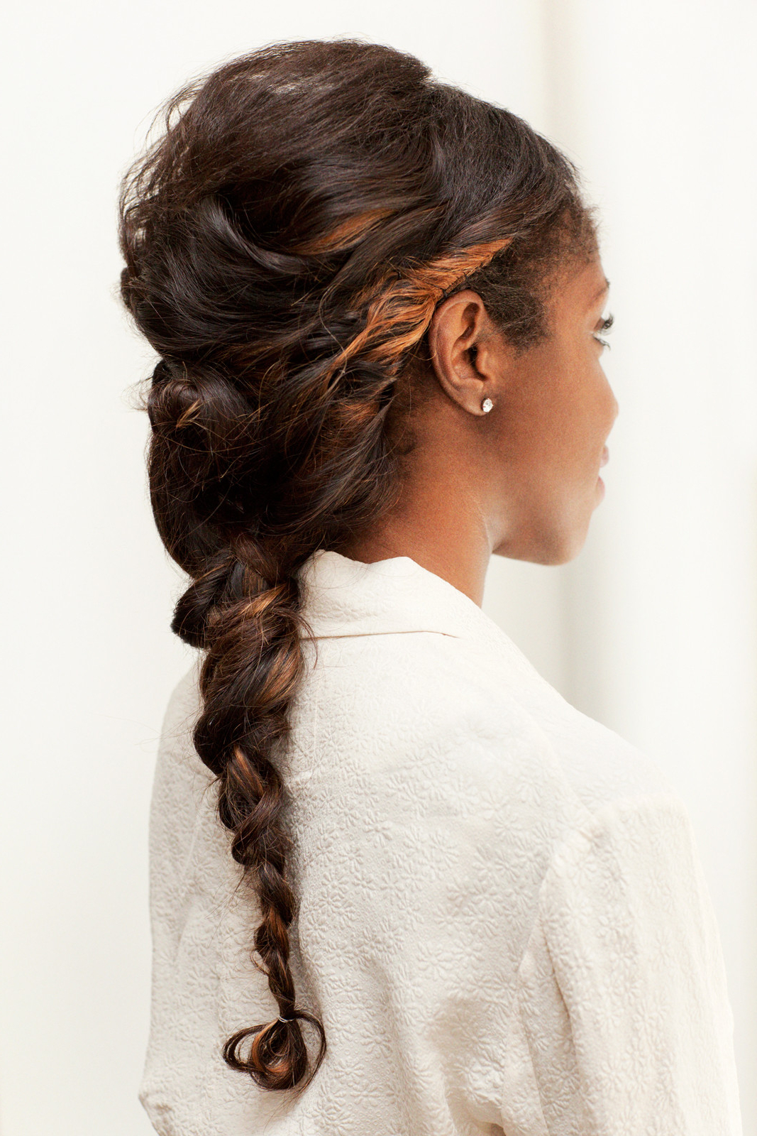 Most Up To Date Billowing Ponytail Braided Hairstyles With Regard To Wedding Hairstyles – Bridal Hair How To And Diy Tips (View 10 of 20)
