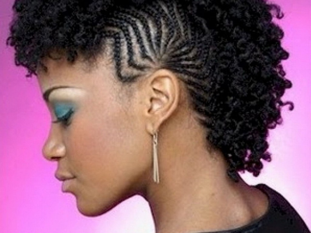 Most Up To Date Black Twisted Mohawk Braid Hairstyles For Black Braided Mohawk Hairstyles (View 16 of 20)