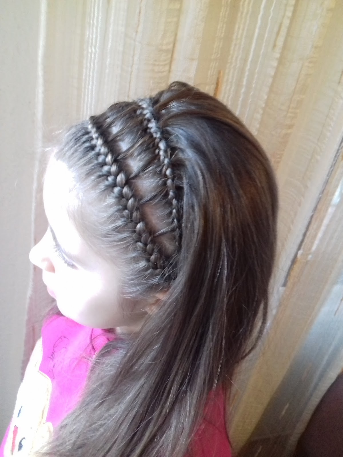 Most Up To Date Corset Braided Hairstyles Intended For Fashionable Hair Braids: Few Ways Of Corset Braiding (View 12 of 20)