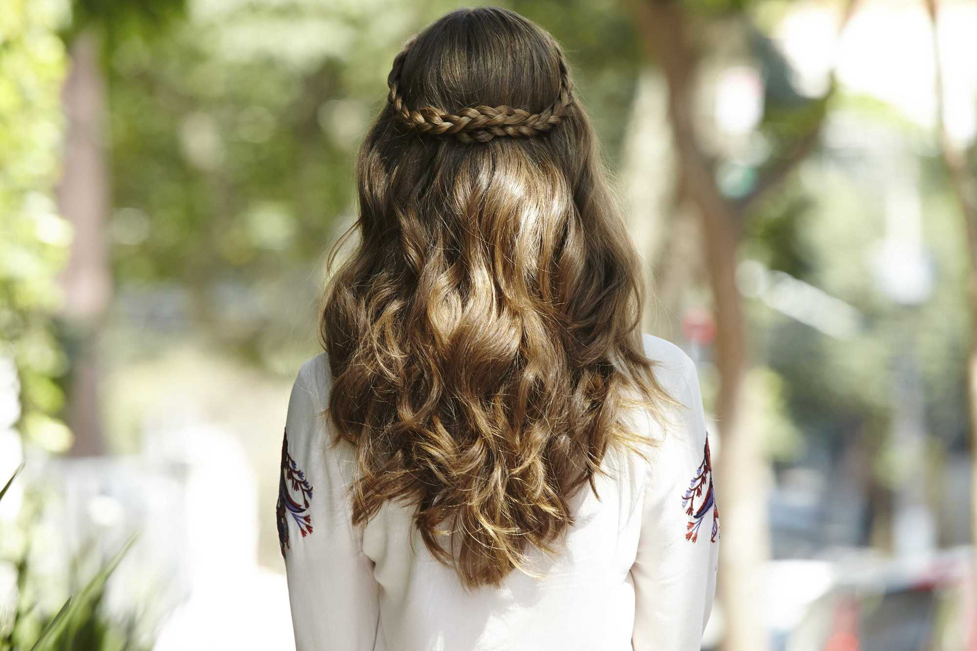 Most Up To Date Half Up Half Down Boho Braided Hairstyles With Regard To 19 Festival Braids It Girls Will Be Wearing This Summer (View 12 of 20)