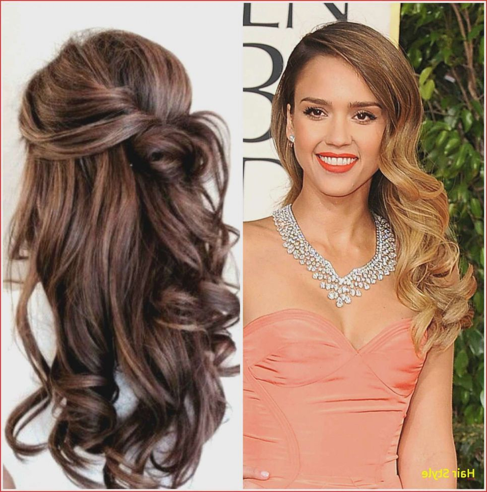 Most Up To Date Side Ponytail Prom Hairstyles Intended For Hairstyles : Side Ponytail Hairstyles For Wedding Excellent (View 12 of 20)