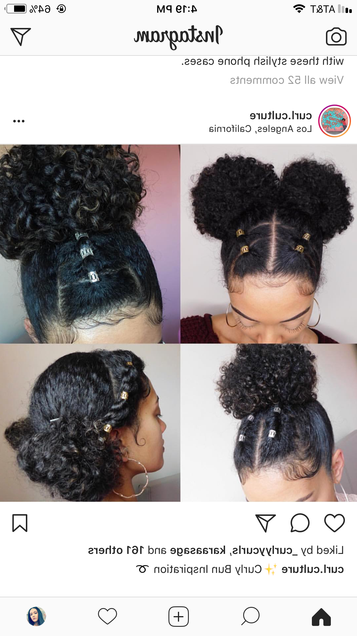 My Puffs R From Jesus, Let The Church Say Amen Lol Regarding Fashionable Naturally Curly Braided Hairstyles (View 5 of 20)
