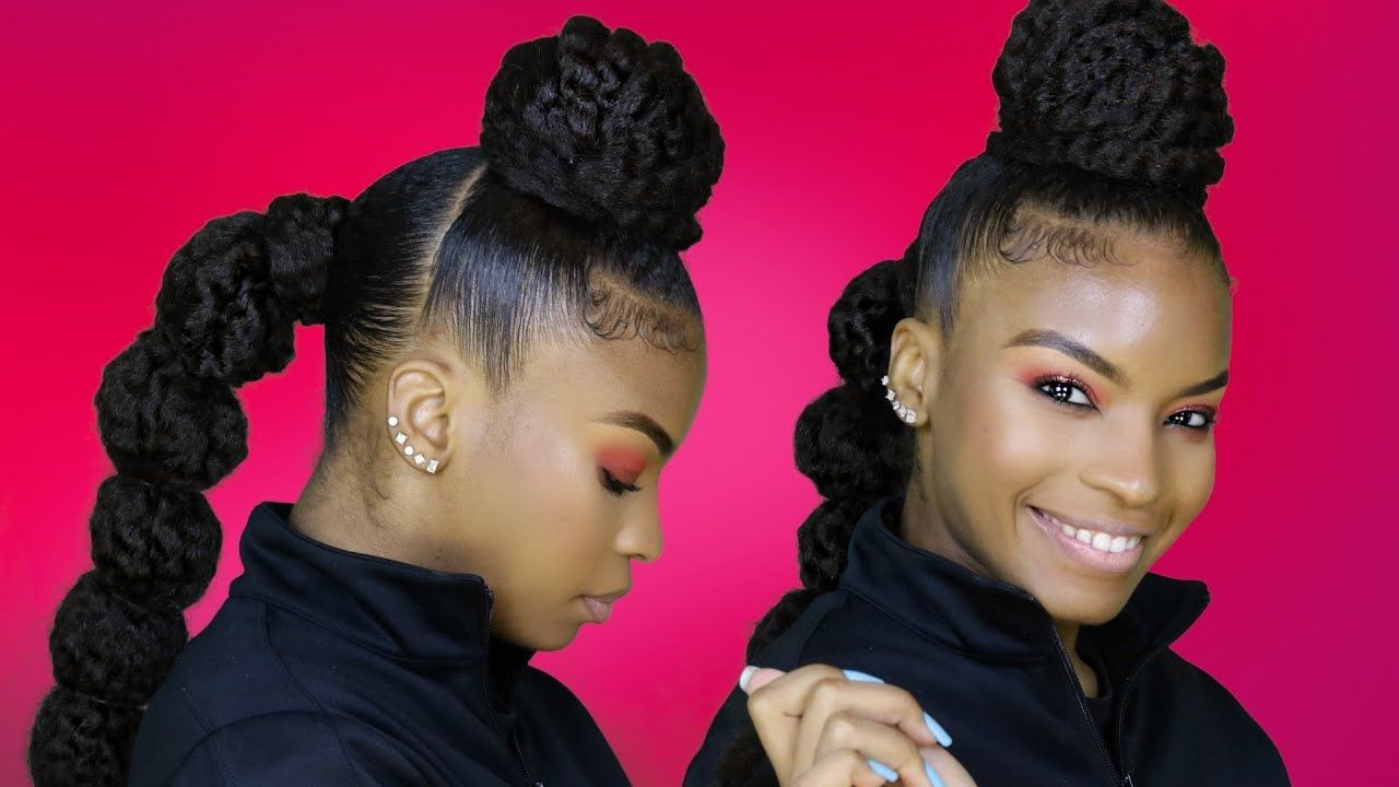 Natural Hair Quick (View 13 of 20)