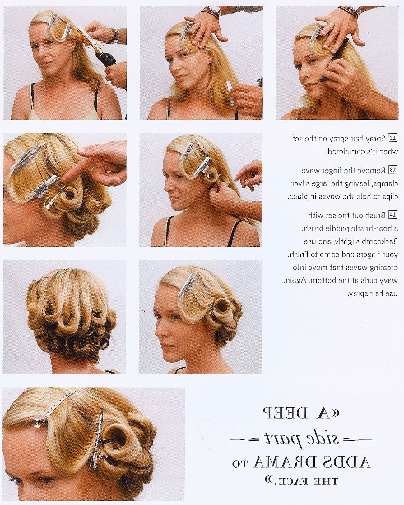 Pin On Because, It's What I Love Throughout Fashionable Pinned Curls Hairstyles (Gallery 20 of 20)