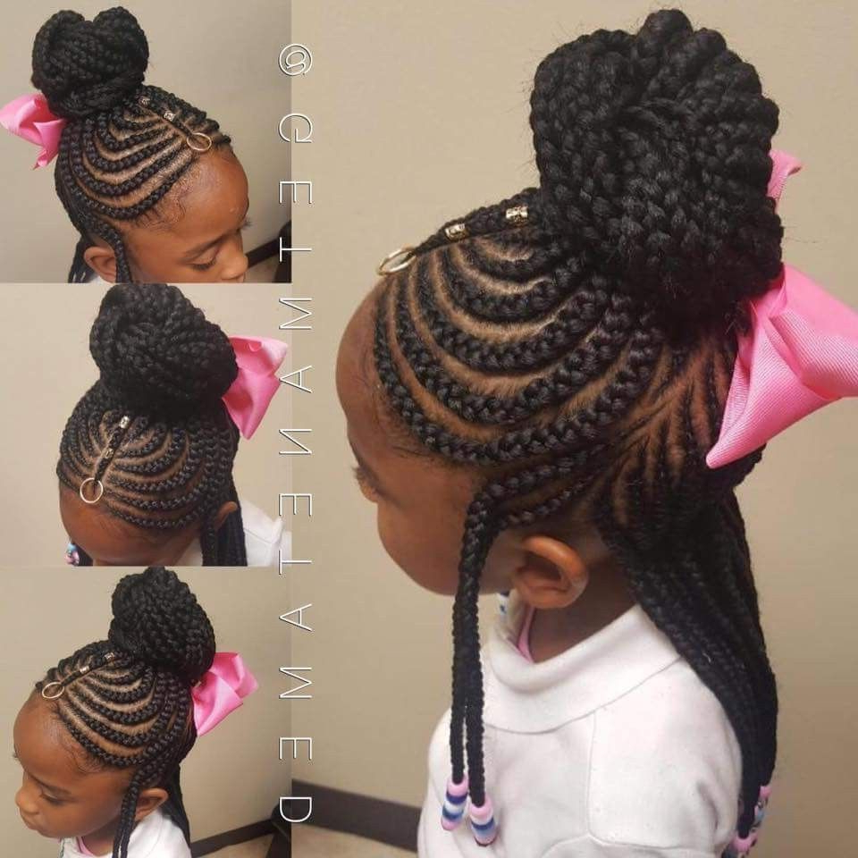Pin On Braided Hairstyles For Recent Beaded Pigtails Braided Hairstyles (View 16 of 20)