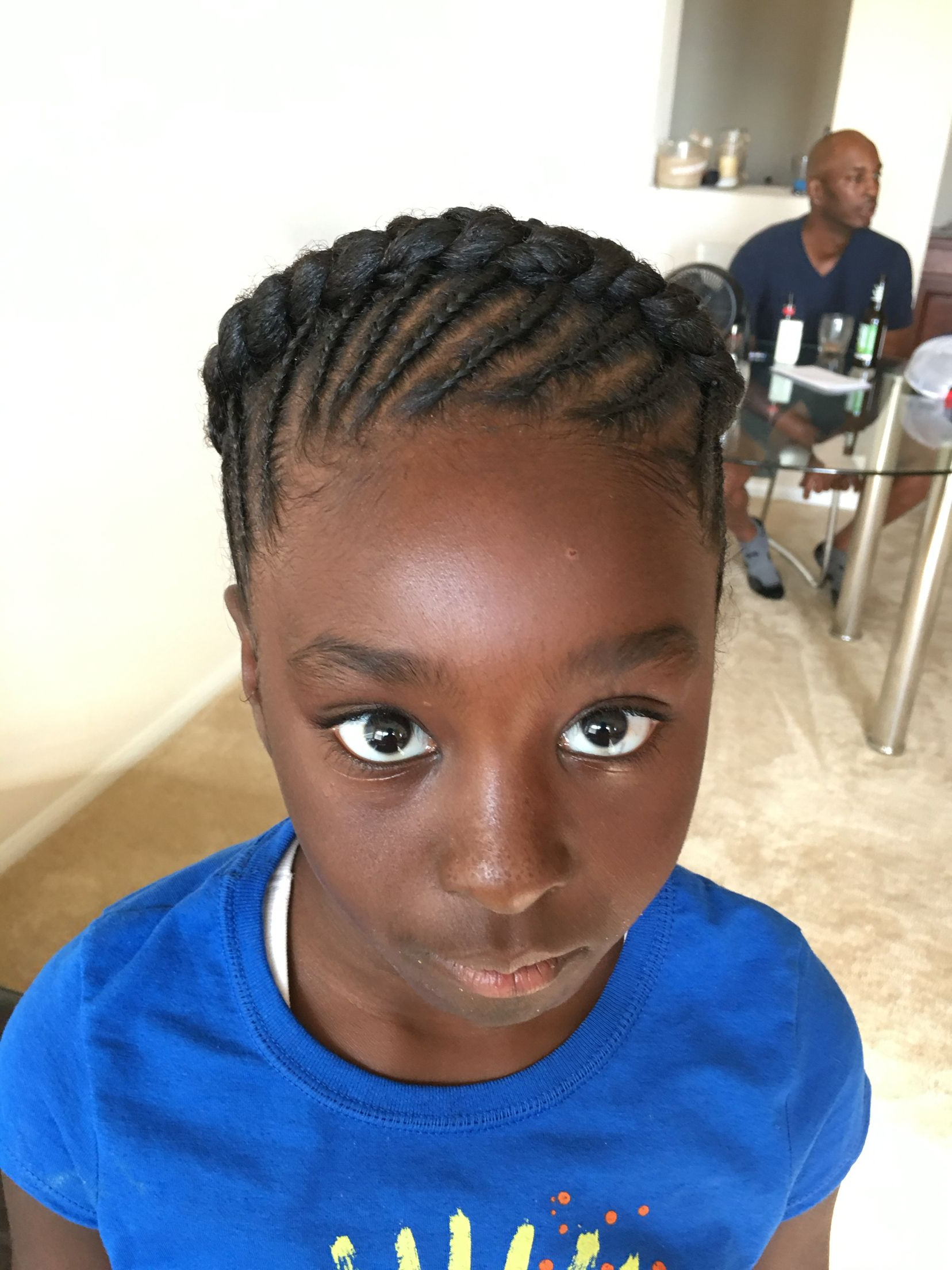 Pin On Hairstyle Ideas For Kids Regarding Recent No Pin Halo Braided Hairstyles (Gallery 3 of 20)
