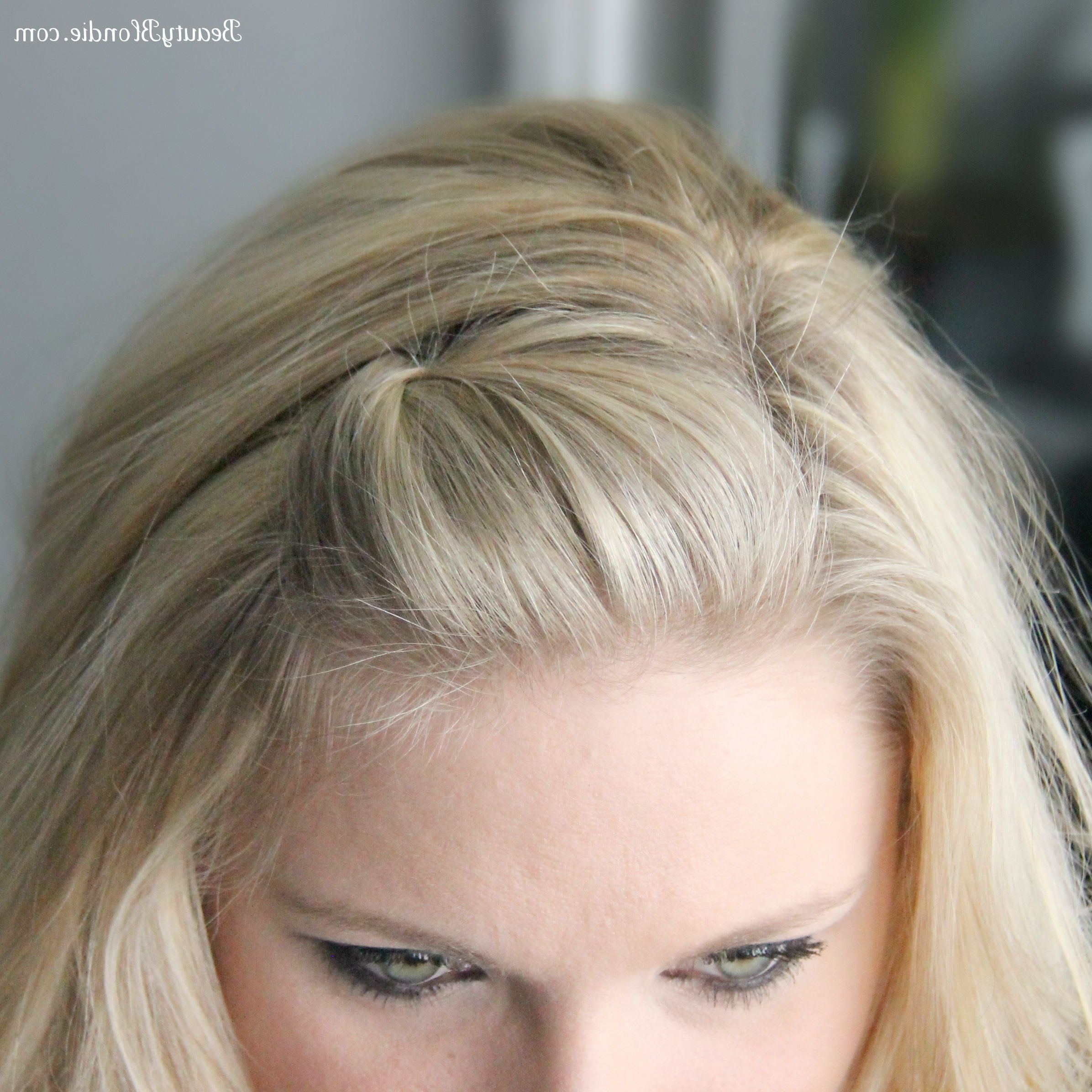 Pin On Jerhi Regarding Well Known Pinned Back Side Hairstyles (View 2 of 20)