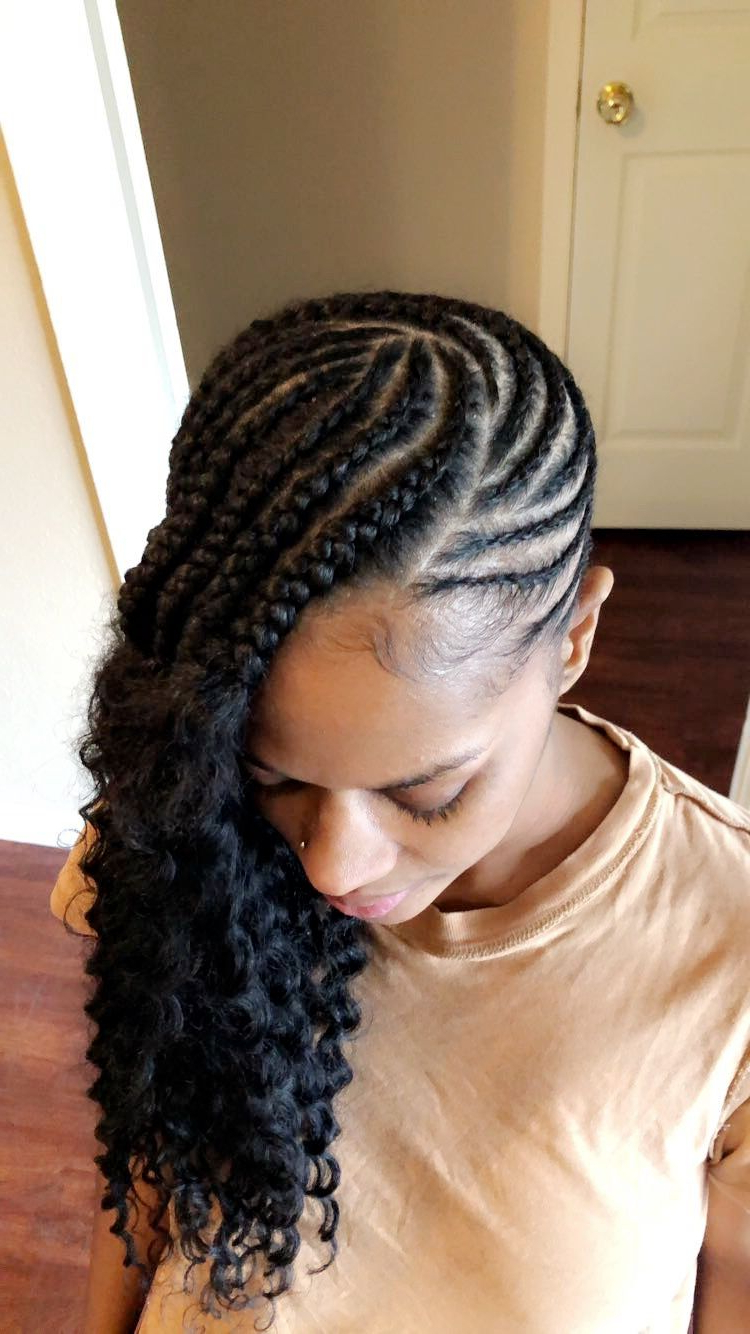 Pin On Lemonade Micro Braids Pertaining To Favorite Curly And Messy Micro Braid Hairstyles (View 3 of 20)