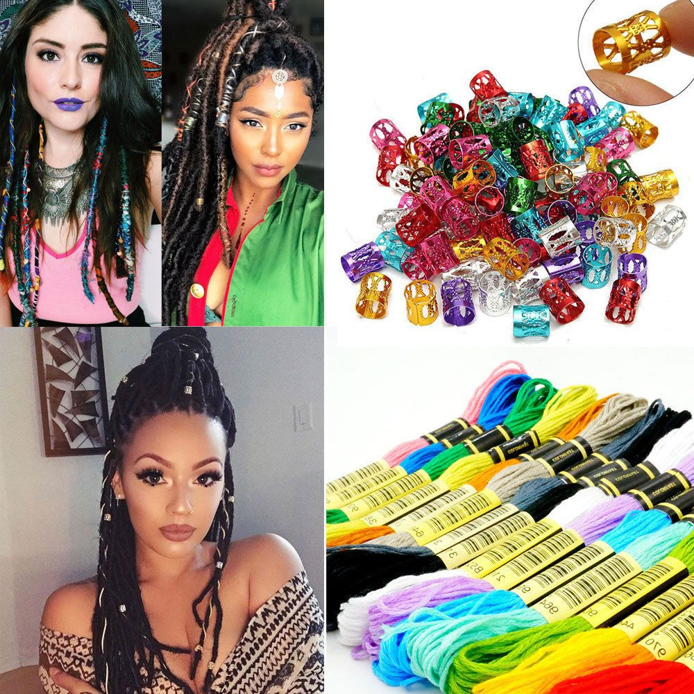 Pin On Products For Most Recently Released Braided Hairstyles With Beads And Wraps (View 15 of 20)
