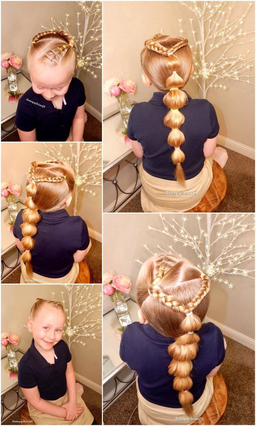 Ponytail Styles (View 5 of 20)