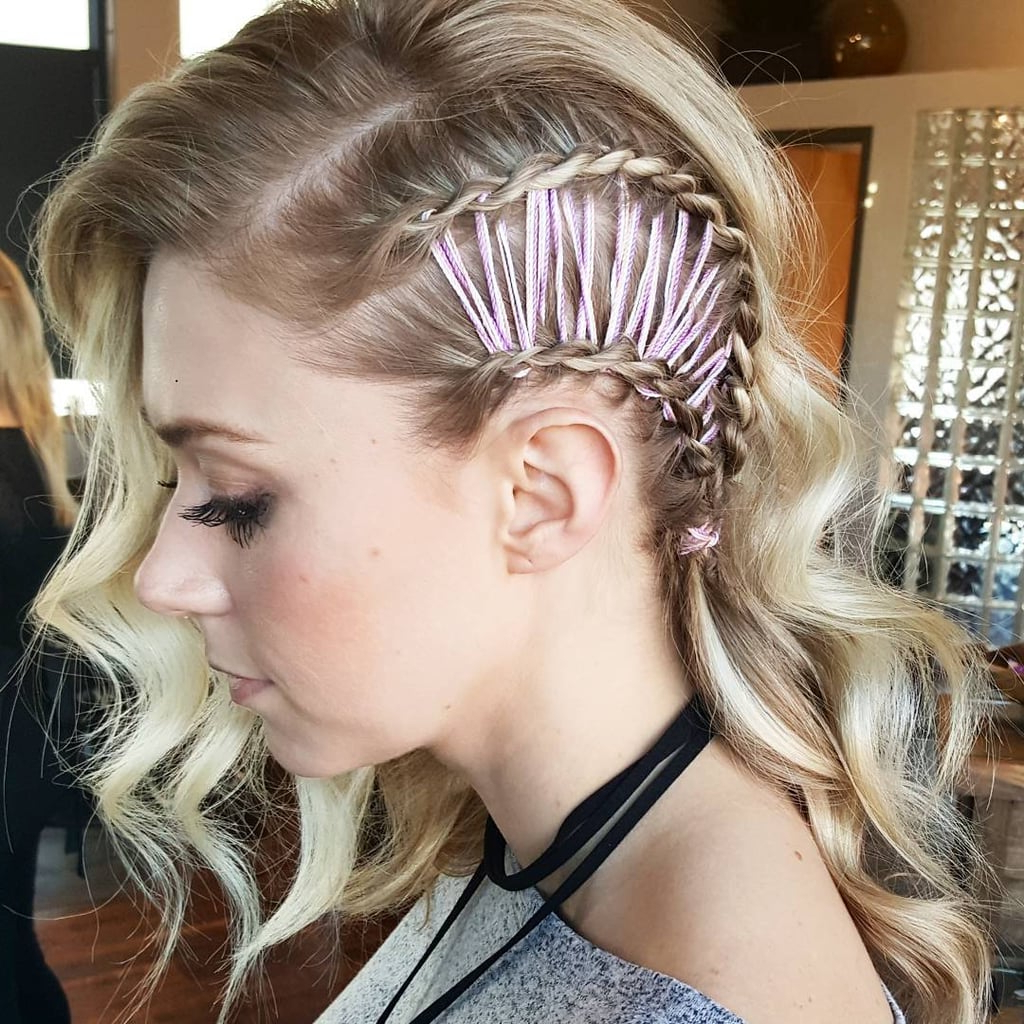 Popsugar Beauty Within Most Up To Date Corset Braided Hairstyles (View 7 of 20)
