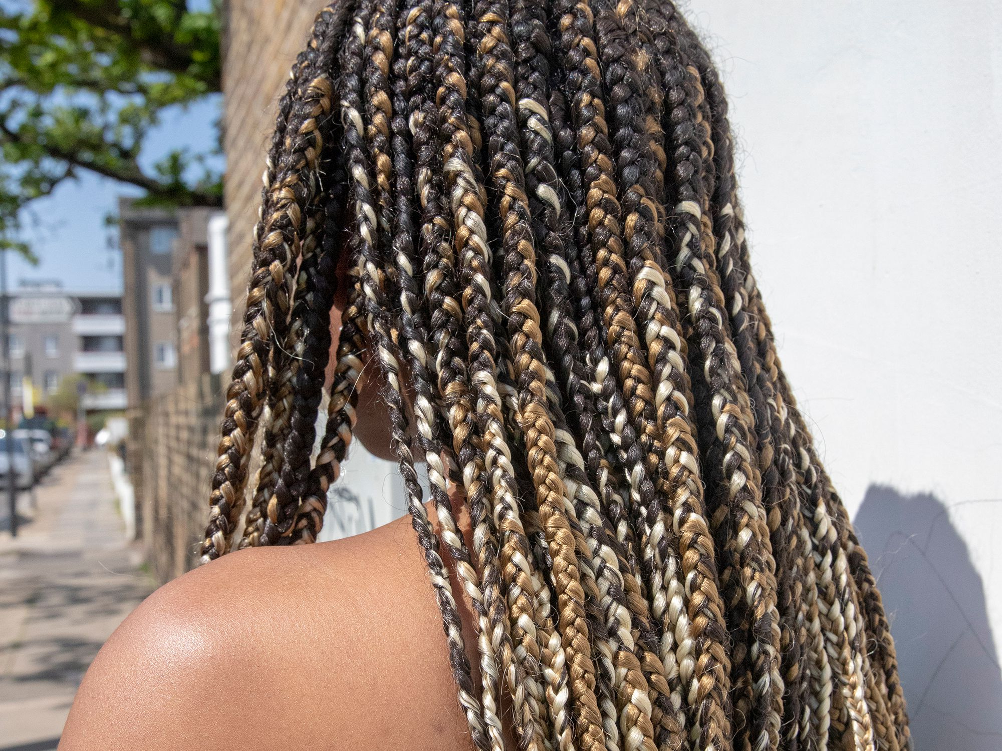Popular Tiny Twist Hairstyles With Caramel Highlights Intended For Best Protective Hairstyles For Black Women Natural Hair (View 17 of 20)