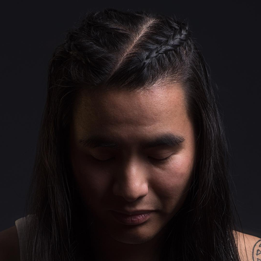 Preferred Centre Parted Long Plaits Braid Hairstyles Inside 50 Masculine Braids For Long Hair – Unique & Stylish (2019) (Gallery 17 of 20)