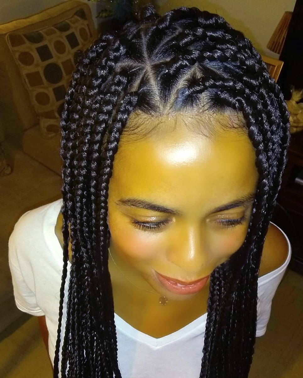 Preferred Colorful Yarn Braid Hairstyles Regarding 162 Banging Braid Hairstyles To Try (Gallery 13 of 20)