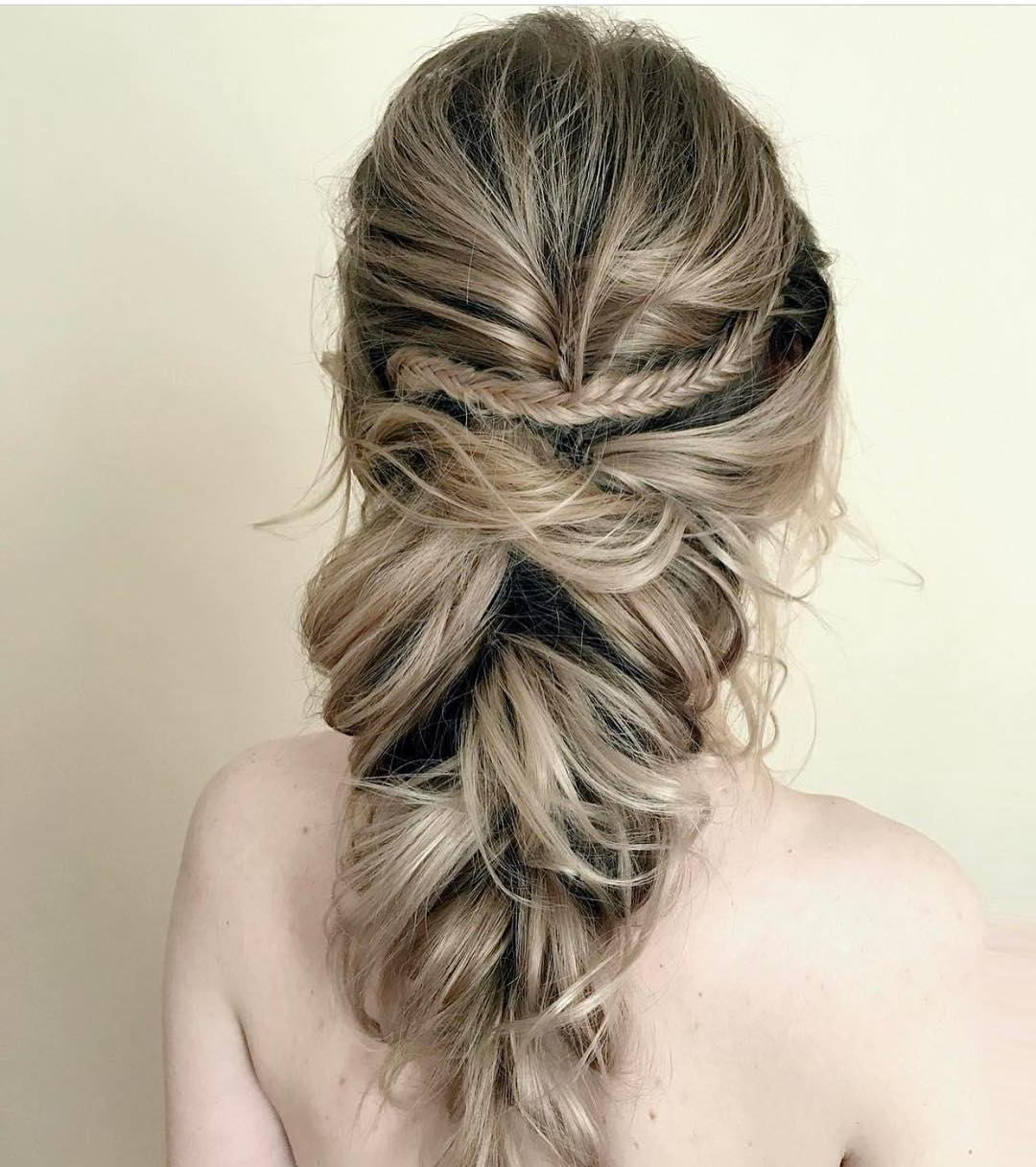 Preferred Curvy Braid Hairstyles And Long Tails With 10 Braided Hairstyles For Long Hair – Weddings, Festivals (Gallery 18 of 20)