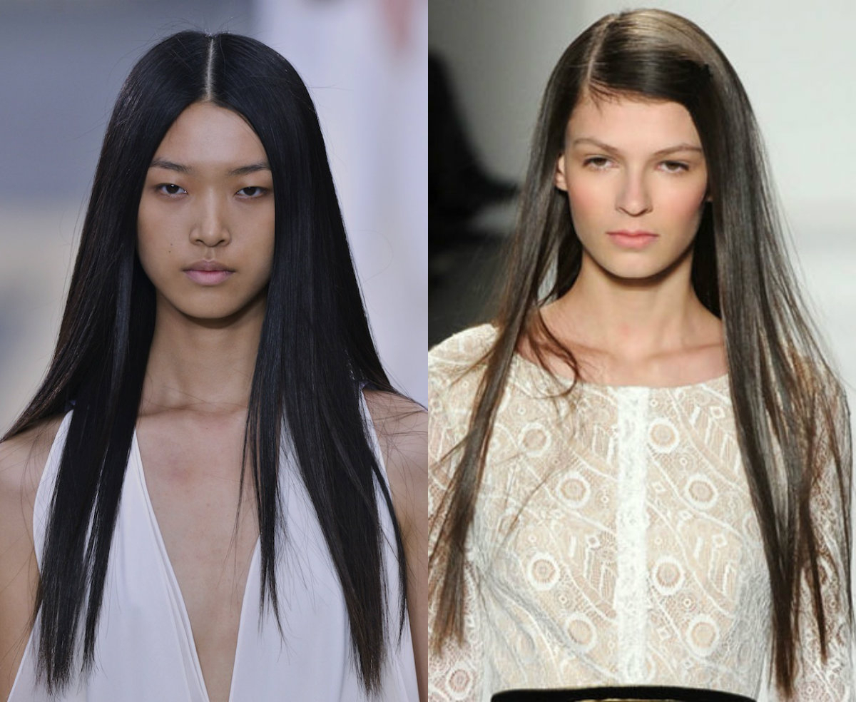 Preferred Straight And Sleek Hairstyles With Regard To Fantastic Long Straight Hairstyles To Fall In Love With (View 14 of 20)