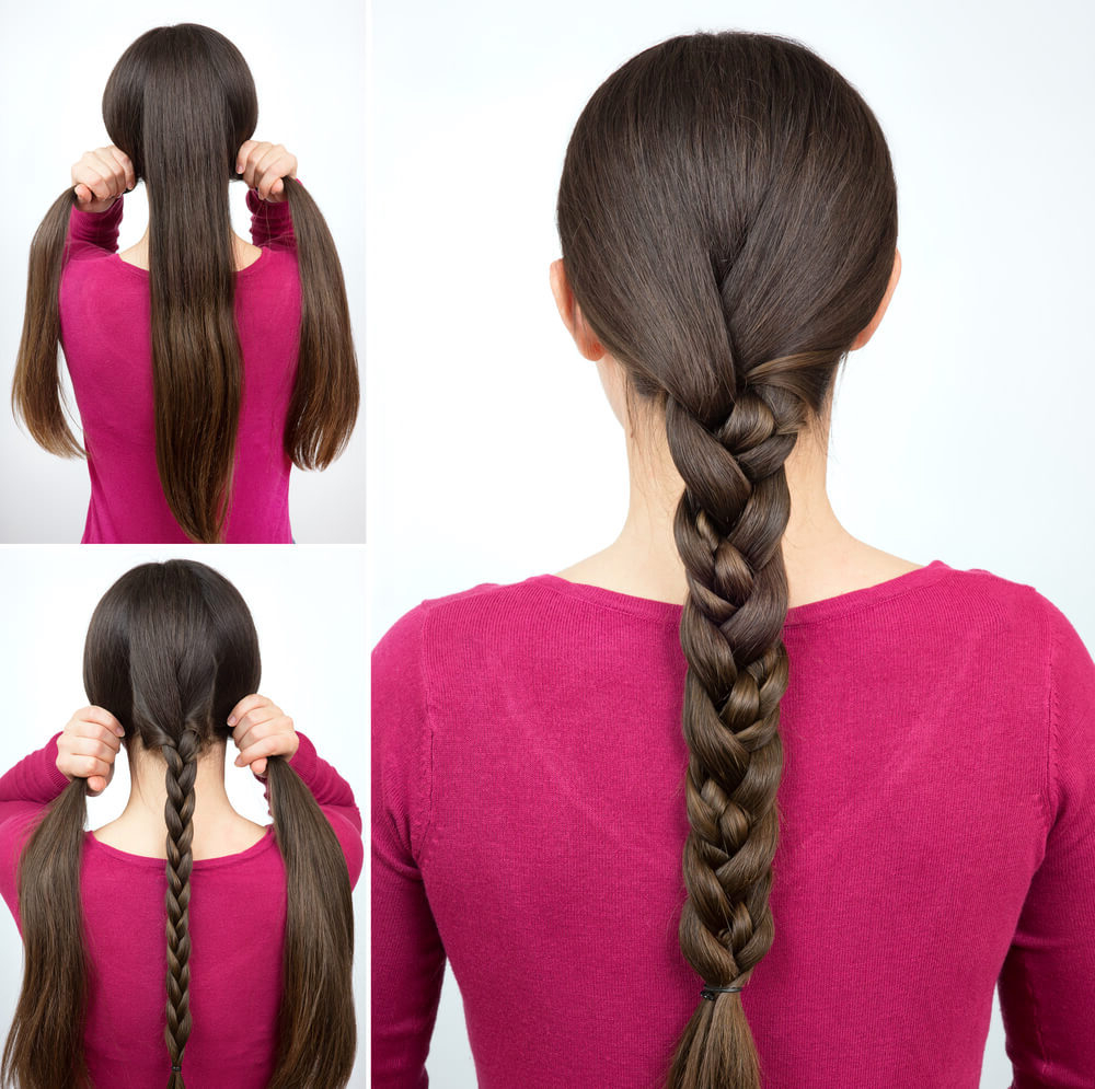 Preferred Three Strand Side Braided Hairstyles Intended For 10 Creative Hair Braid Ideas To Try – Herstyler (Gallery 16 of 20)